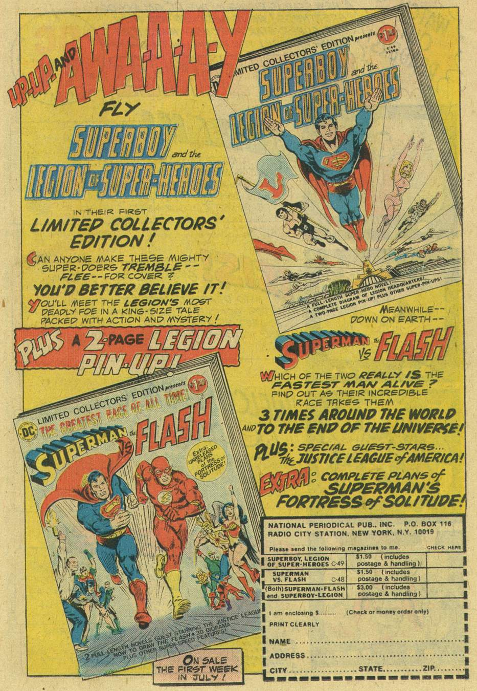 Read online Adventure Comics (1938) comic -  Issue #447 - 19