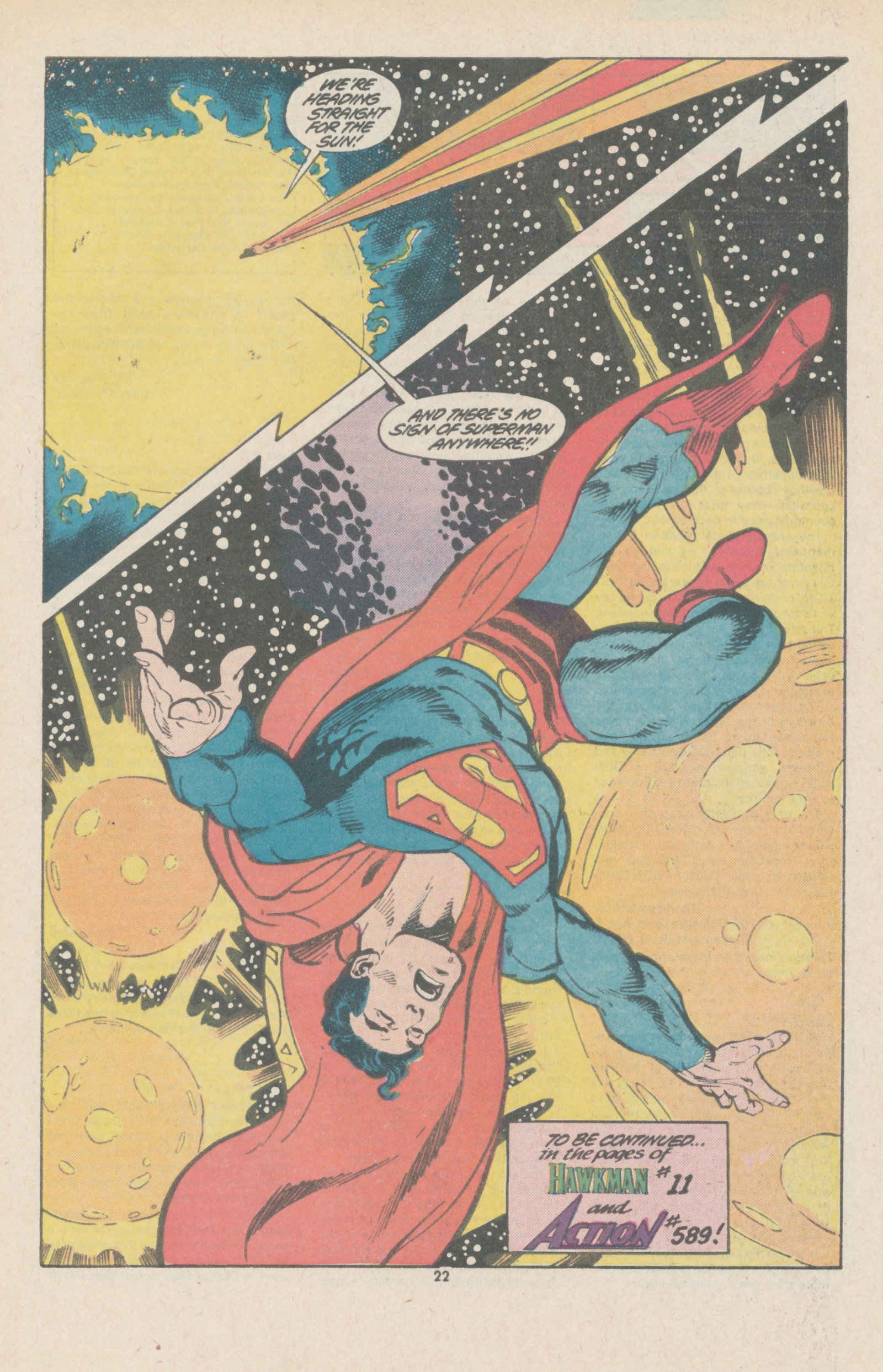 Read online Action Comics (1938) comic -  Issue #588 - 31