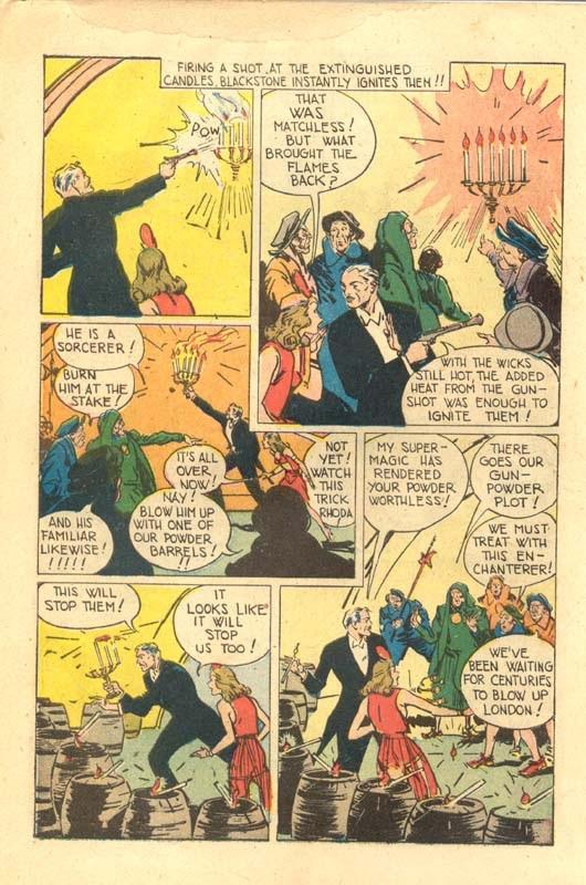 Super-Magician Comics issue 31 - Page 12