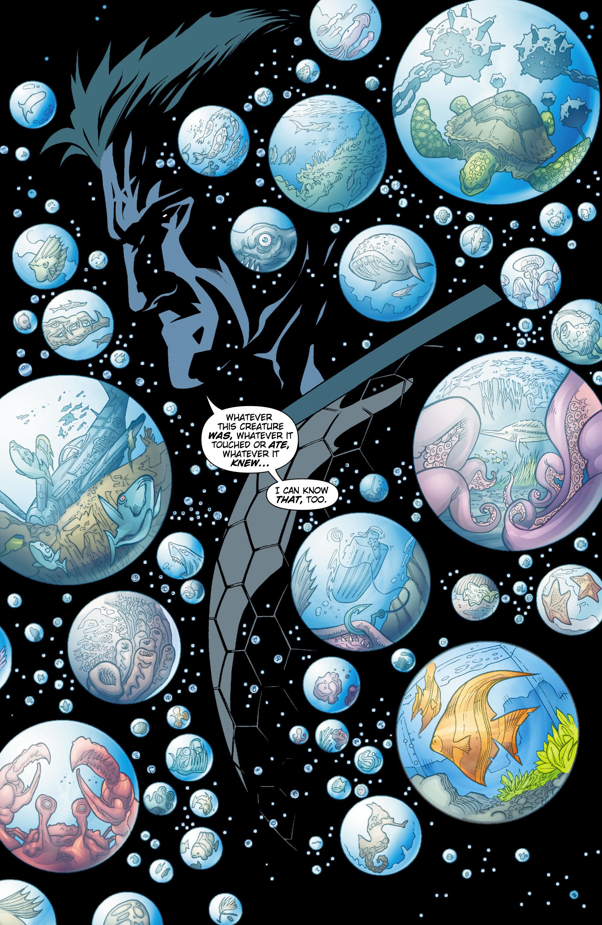 Read online Aquaman (2003) comic -  Issue #18 - 17