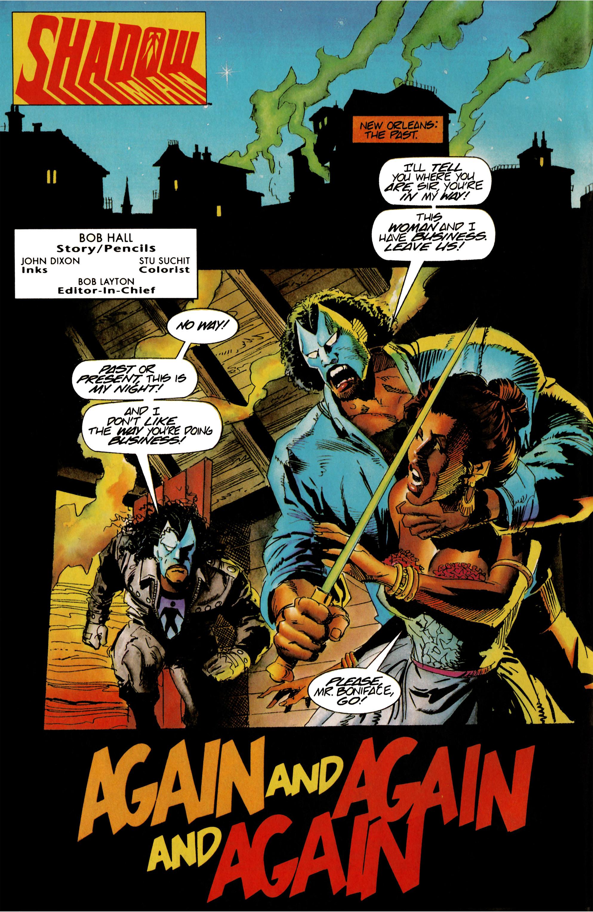 Read online Shadowman (1992) comic -  Issue #22 - 3