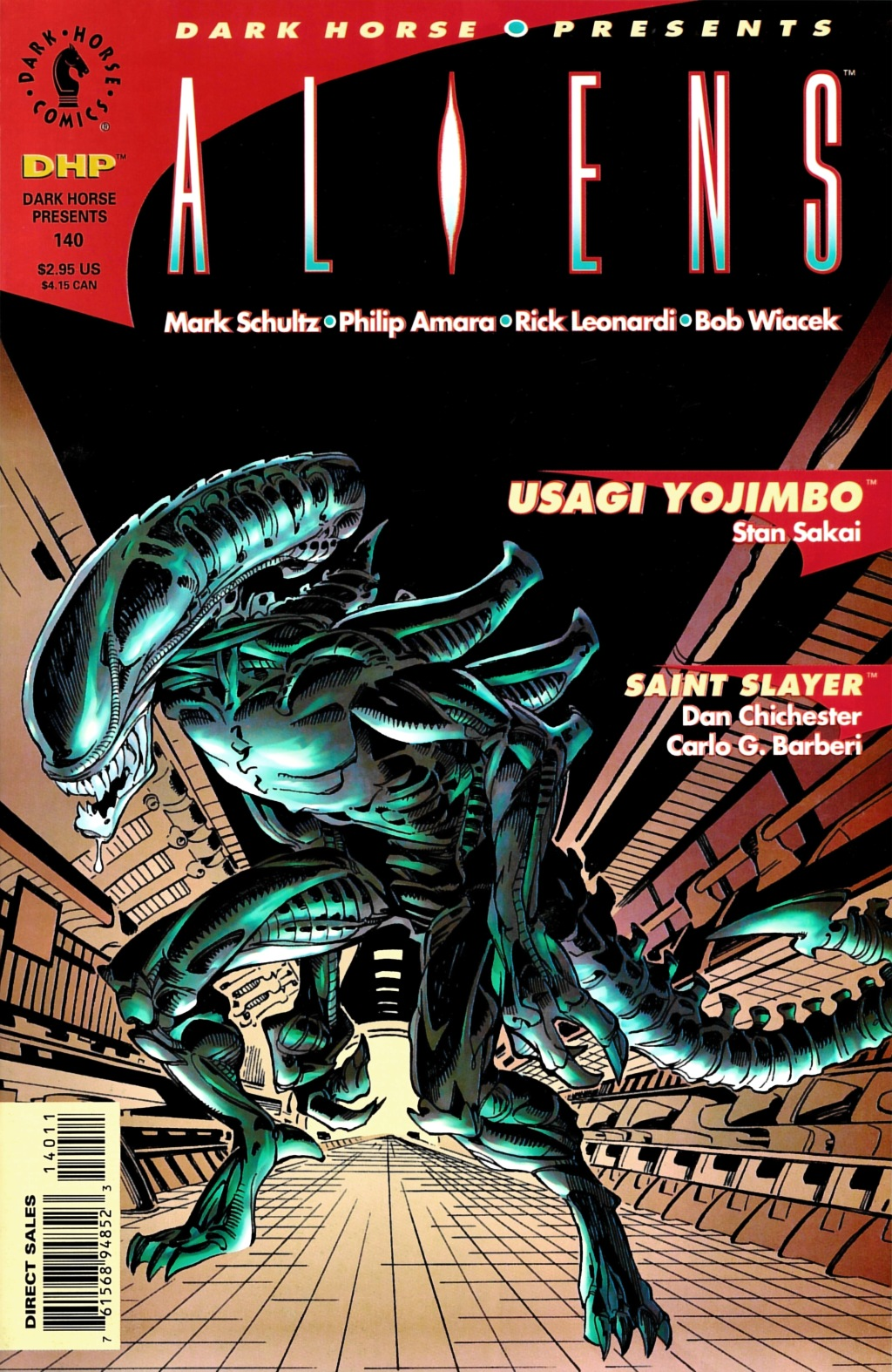 Dark Horse Presents (1986) 140 Page 1