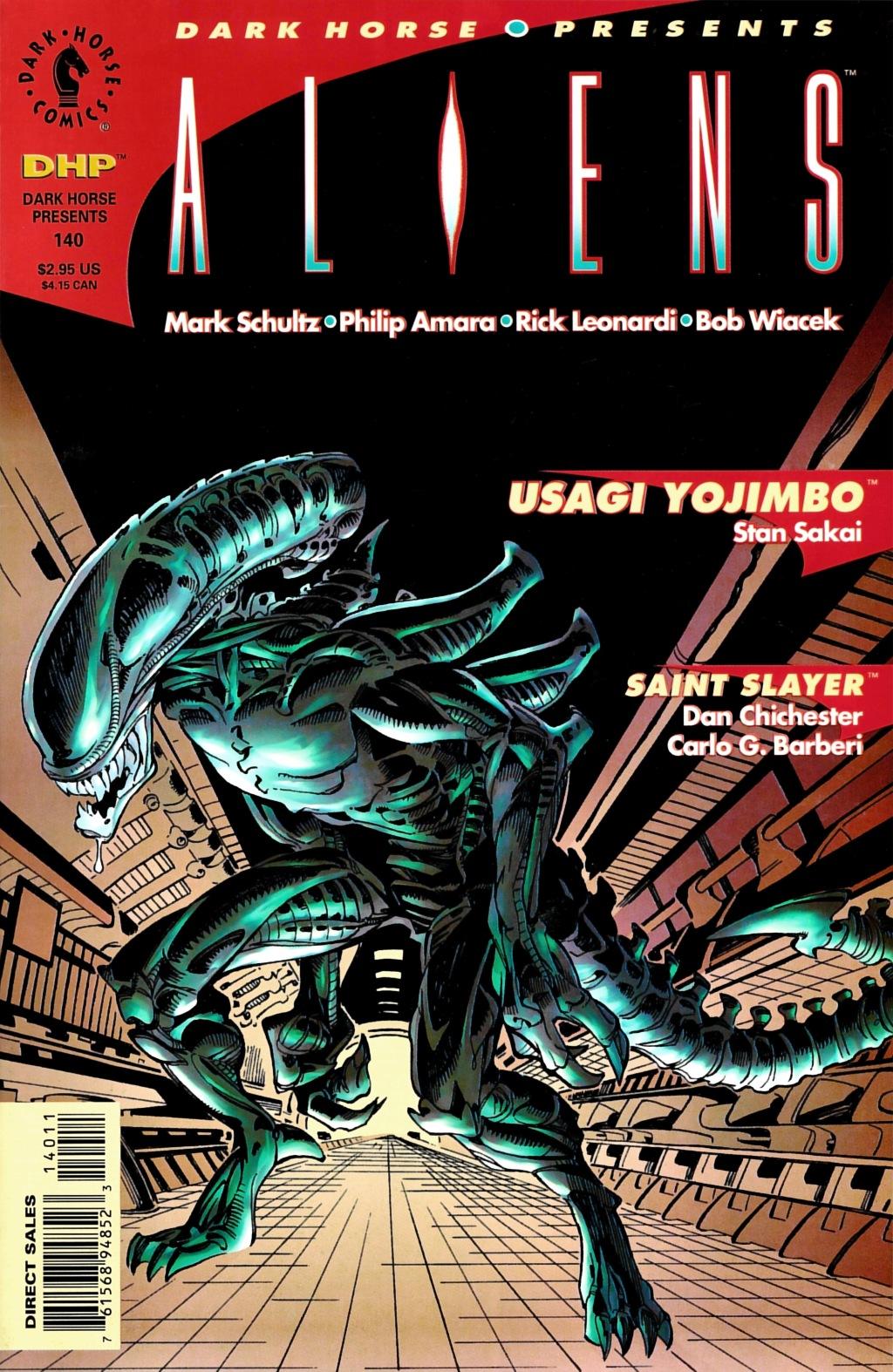 Dark Horse Presents (1986) issue 140 - Page 1