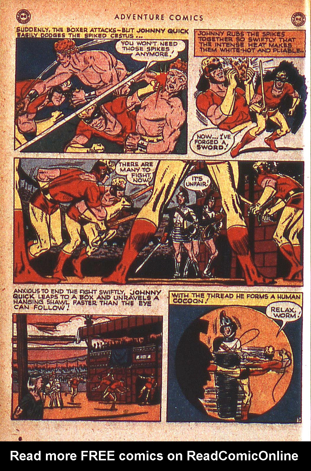 Read online Adventure Comics (1938) comic -  Issue #125 - 47