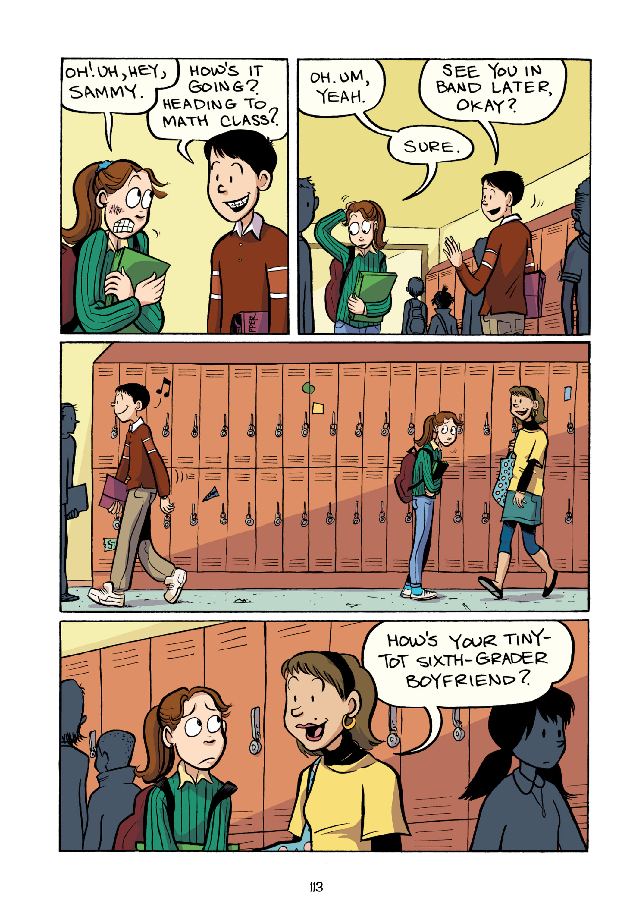 Read online Smile comic -  Issue # TPB - 119