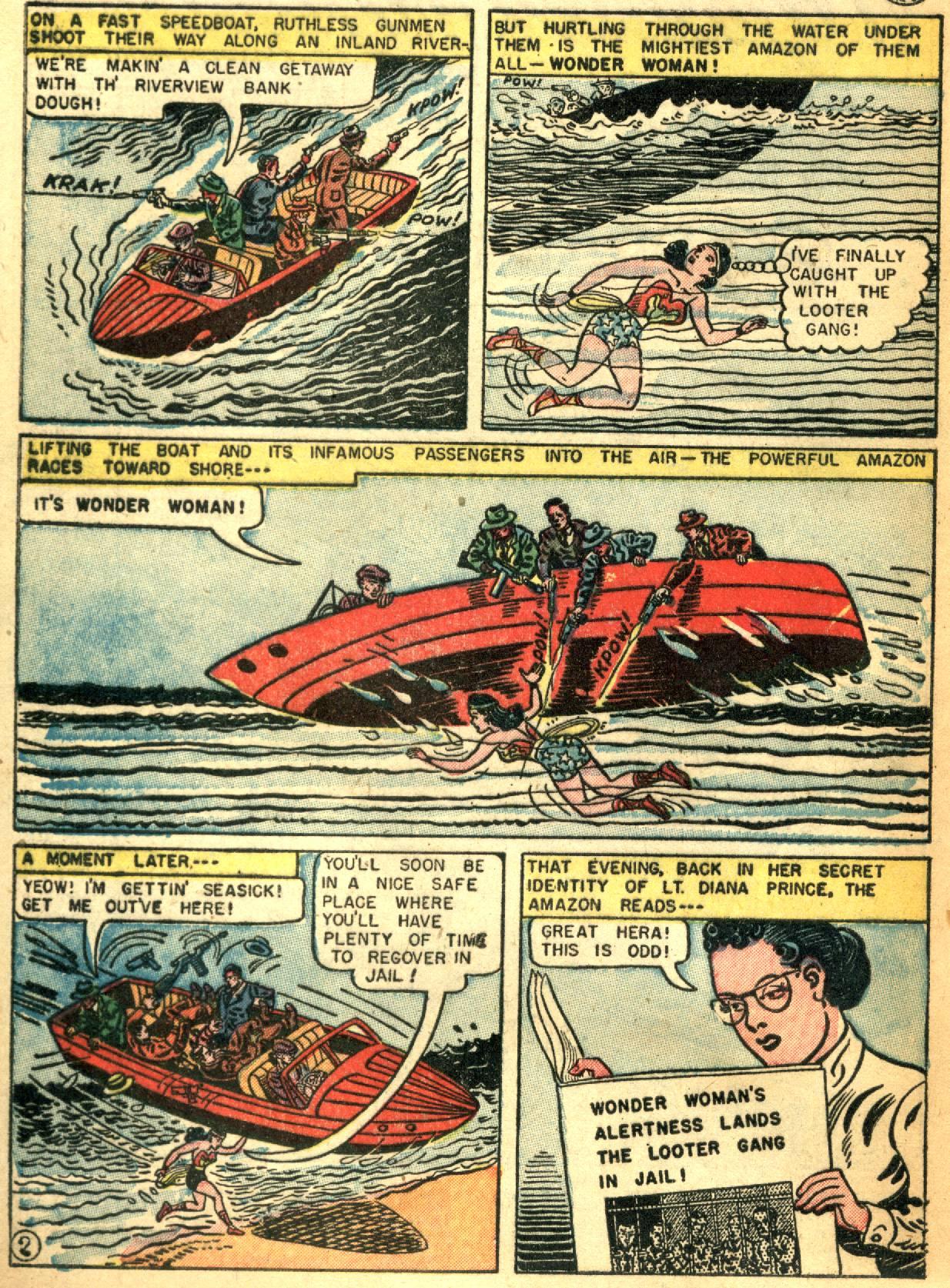 Read online Wonder Woman (1942) comic -  Issue #73 - 4