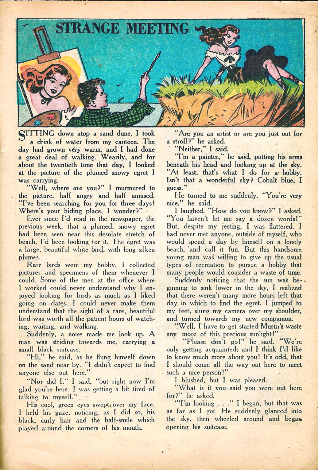 Read online Sensation (Mystery) Comics comic -  Issue #95 - 35