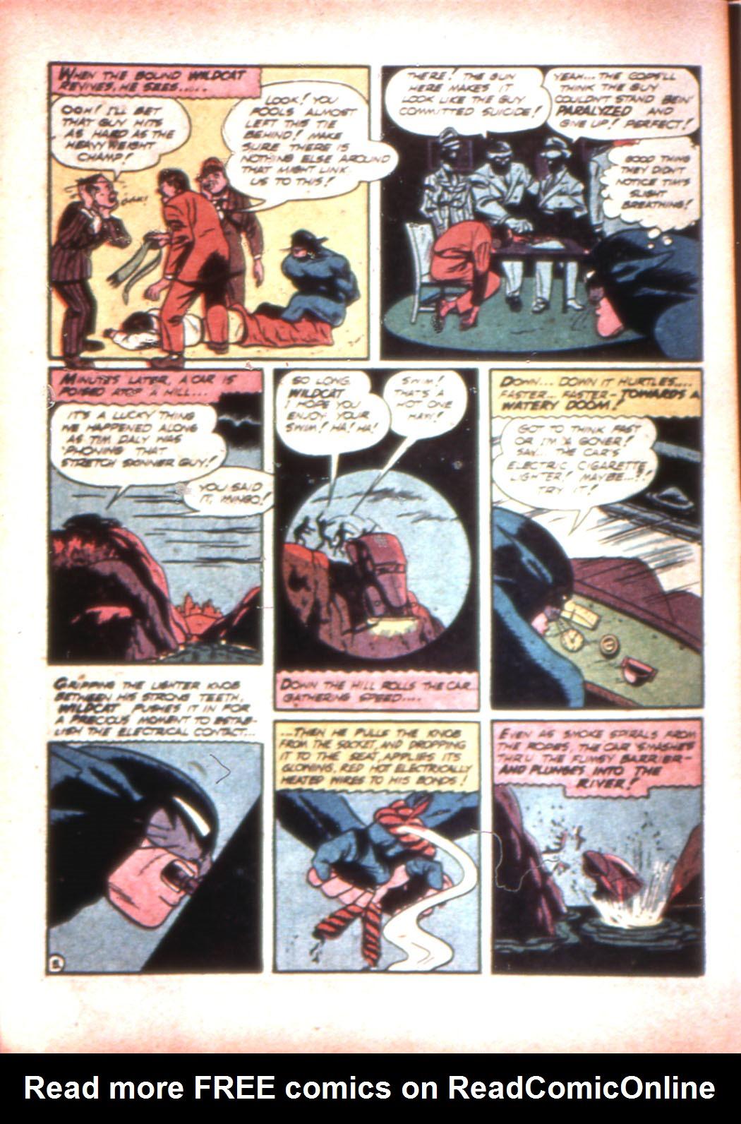 Read online Sensation (Mystery) Comics comic -  Issue #17 - 60