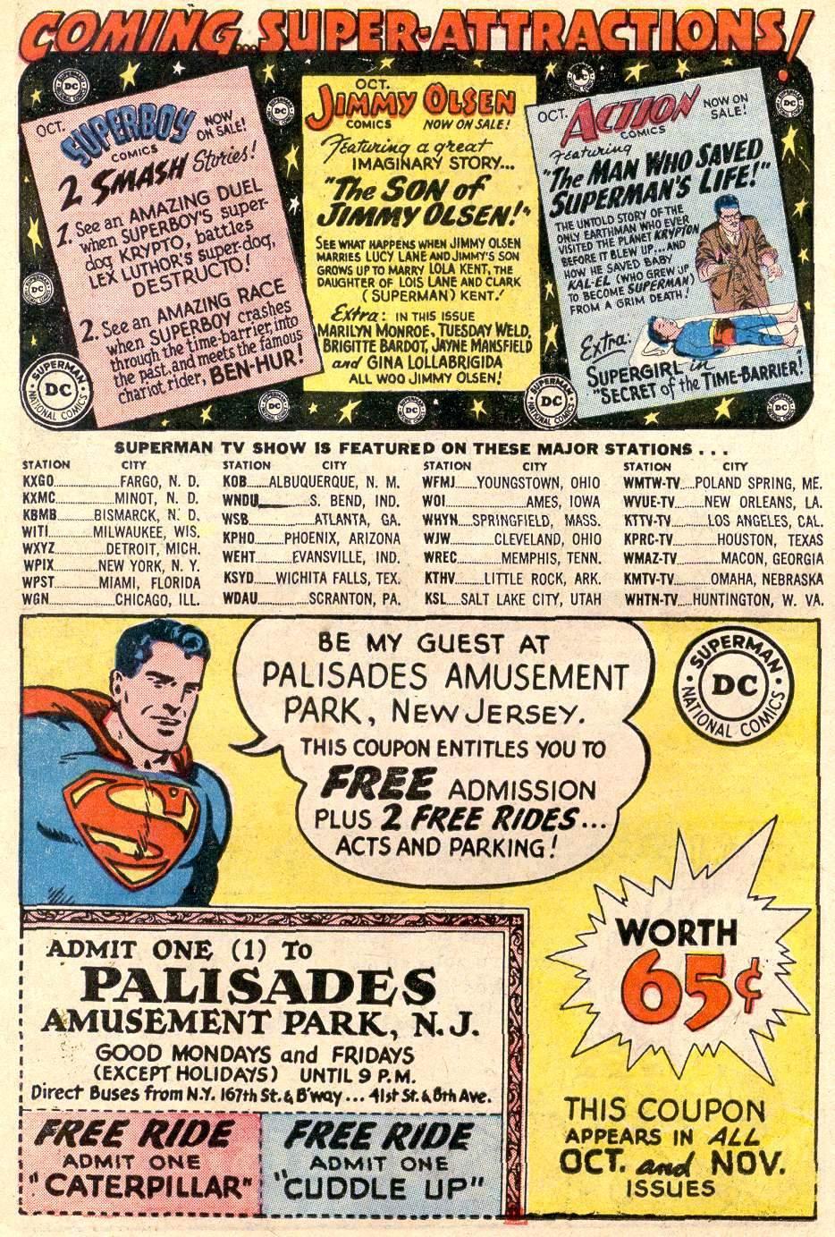 Read online Adventure Comics (1938) comic -  Issue #289 - 16