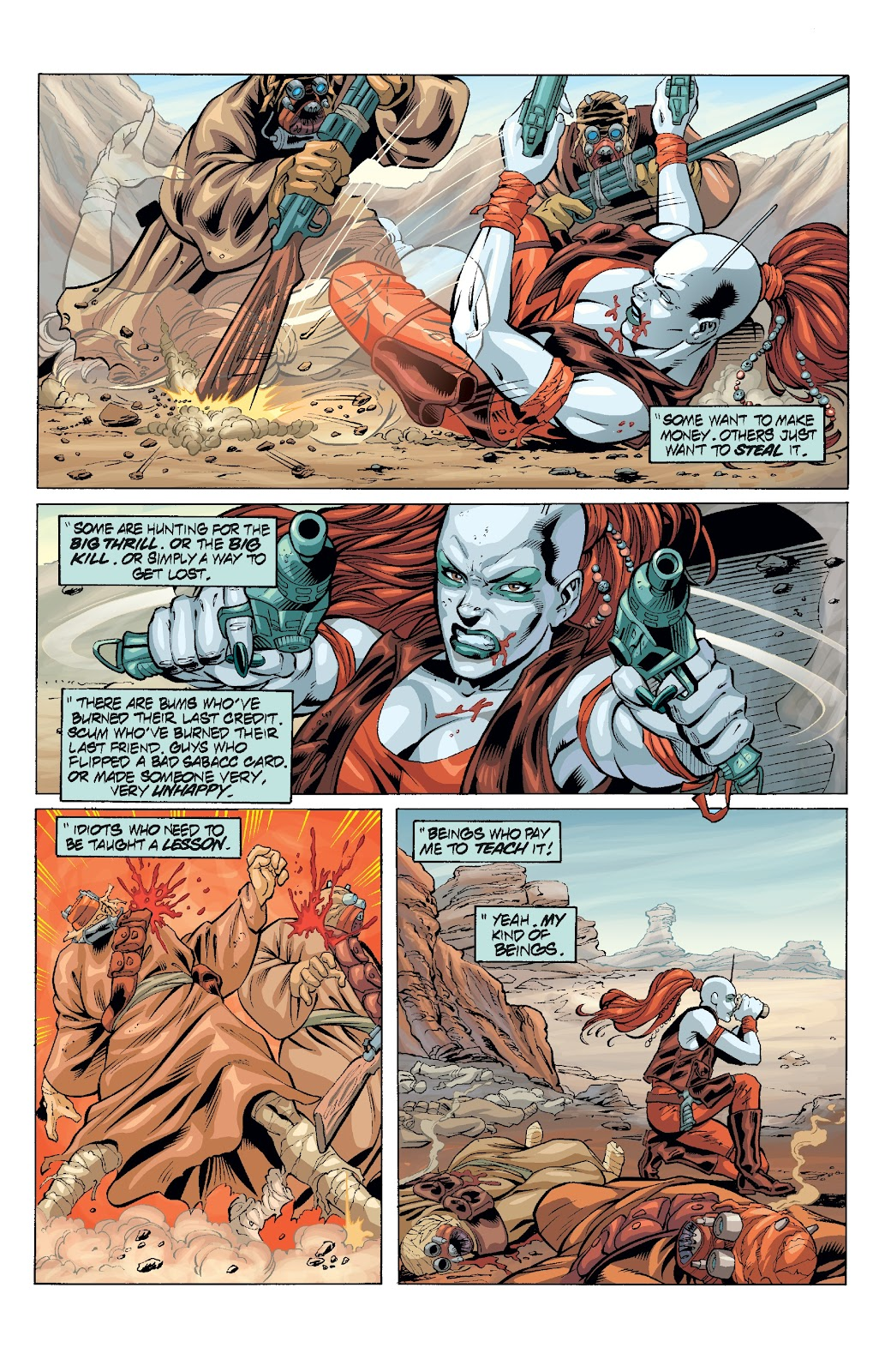 Read online Star Wars Legends Epic Collection: The Menace Revealed comic -  Issue # TPB (Part 3) - 12