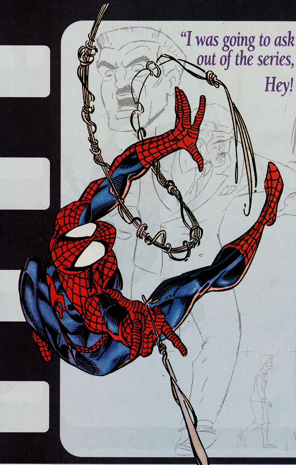 Web of Spider-Man (1985) Issue #113 #123 - English 38