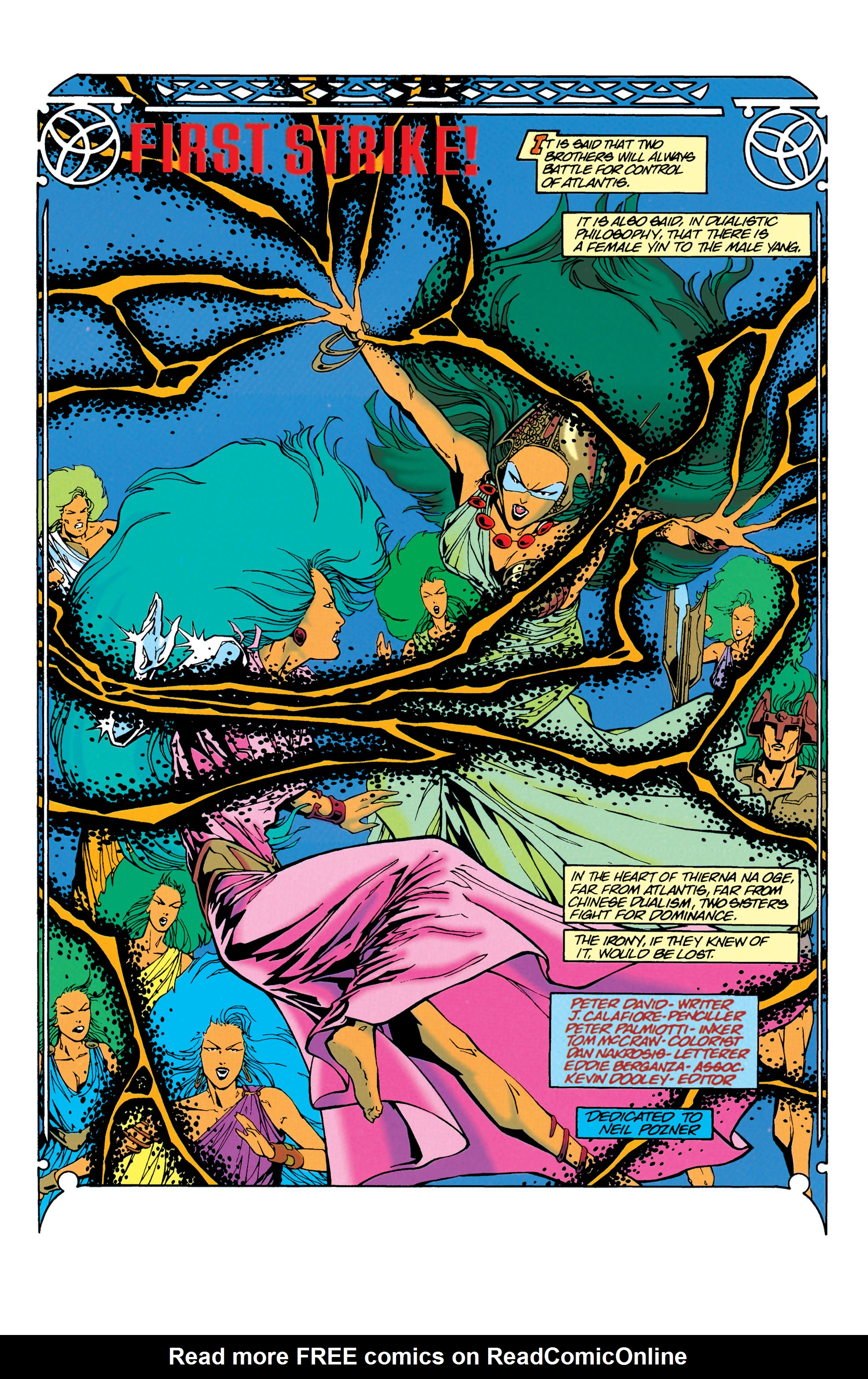 Read online Aquaman (1994) comic -  Issue #21 - 2