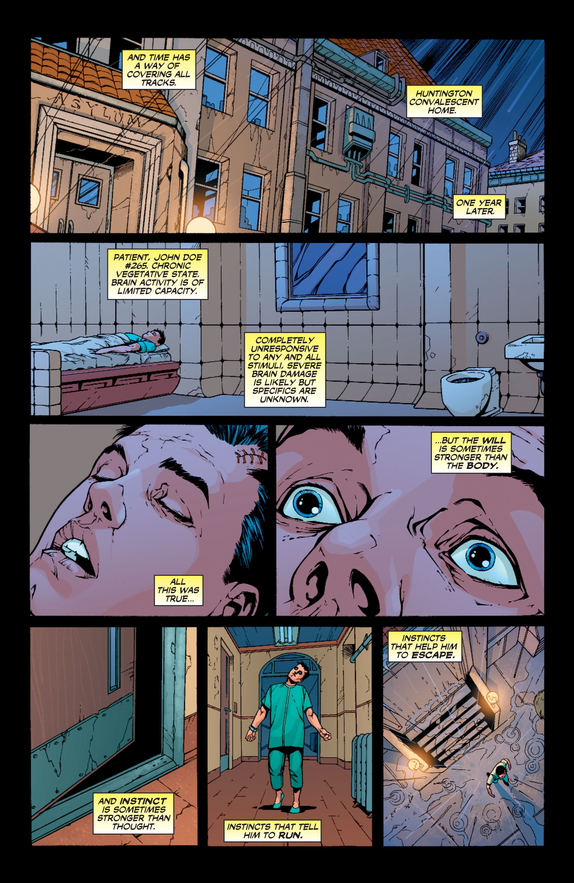 Read online Batman: Under The Red Hood comic -  Issue # Full - 336