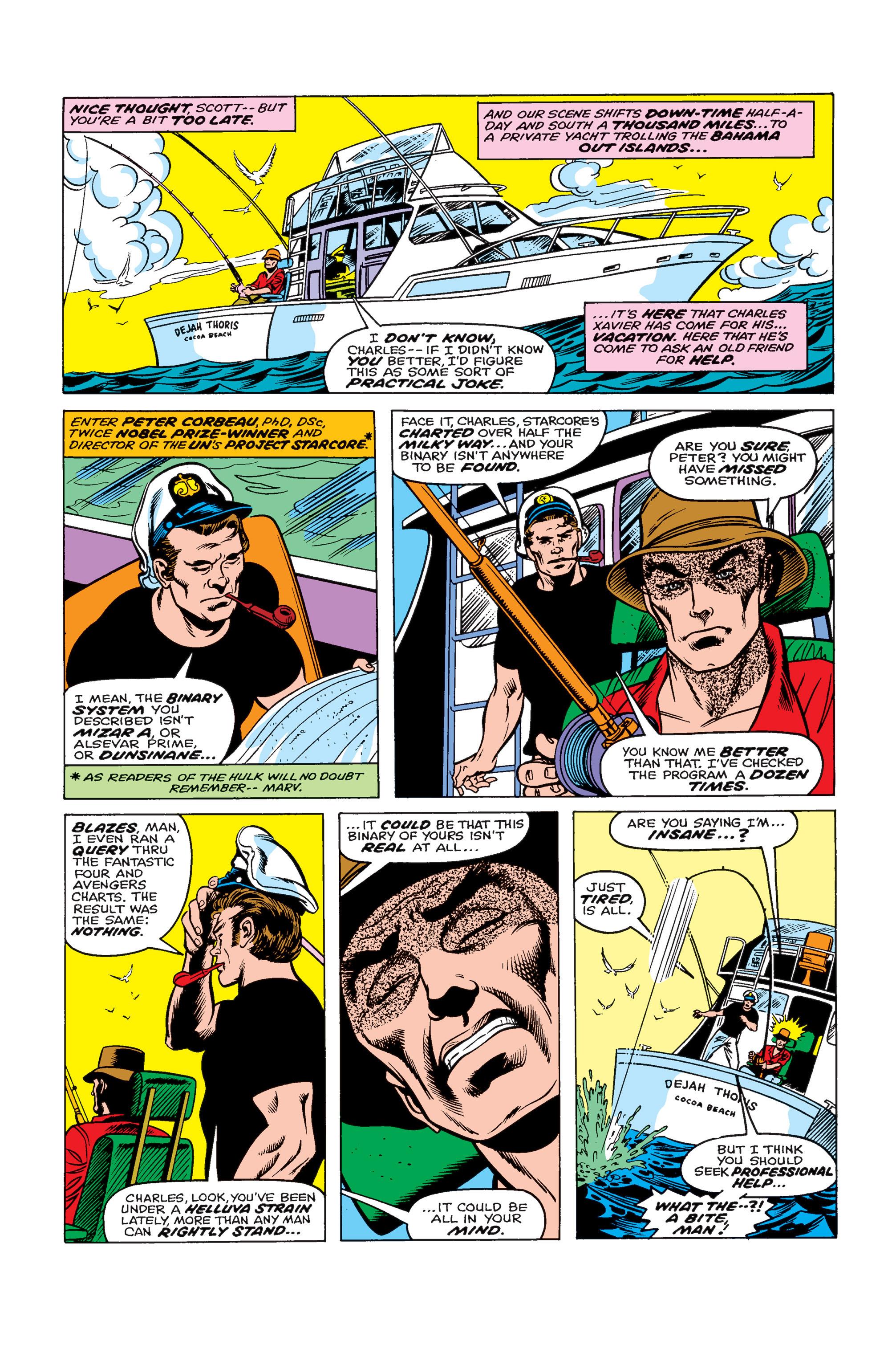 Uncanny X-Men (1963) 98 Page 9