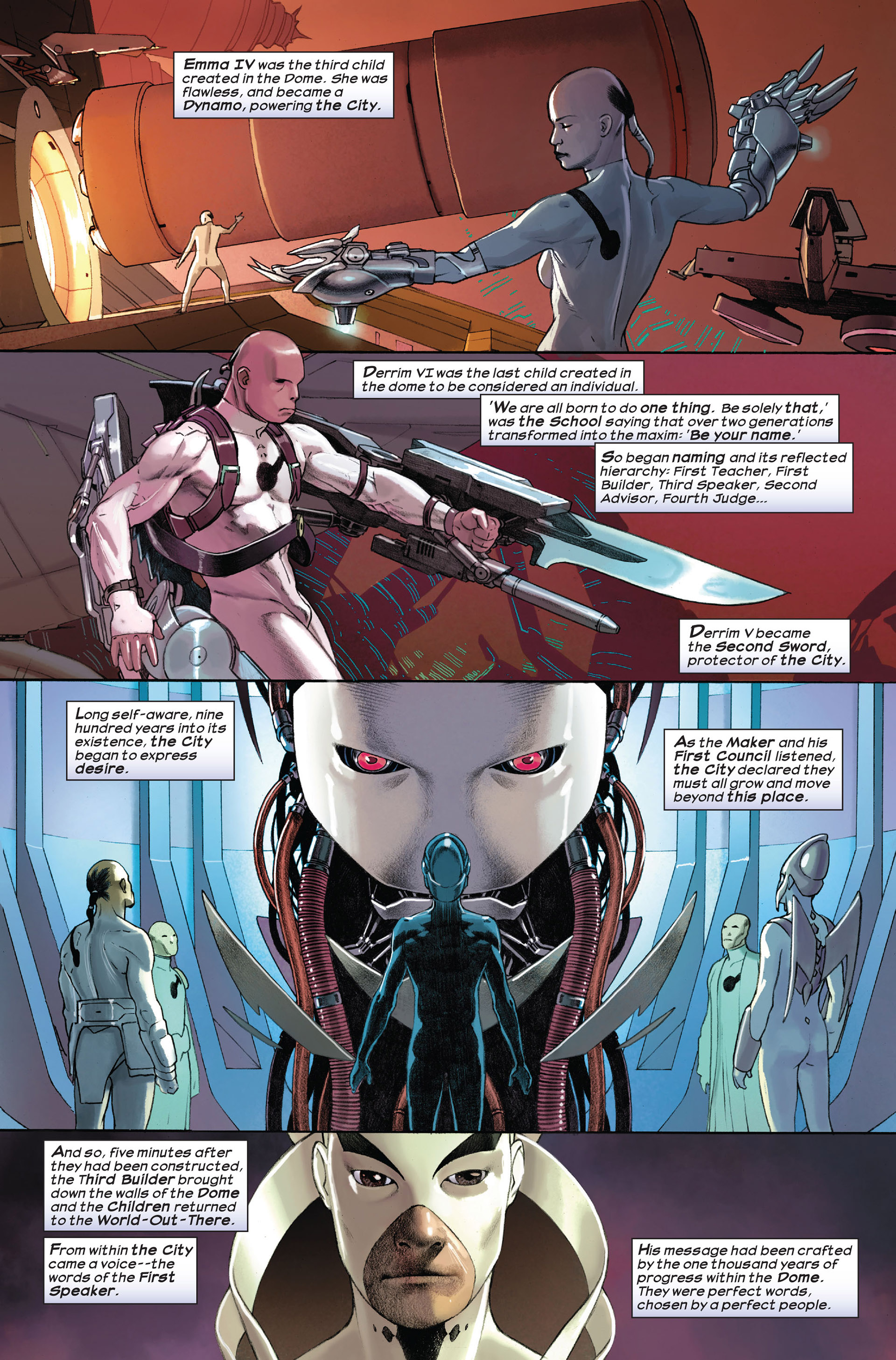Read online Ultimate Comics Ultimates comic -  Issue #2 - 4
