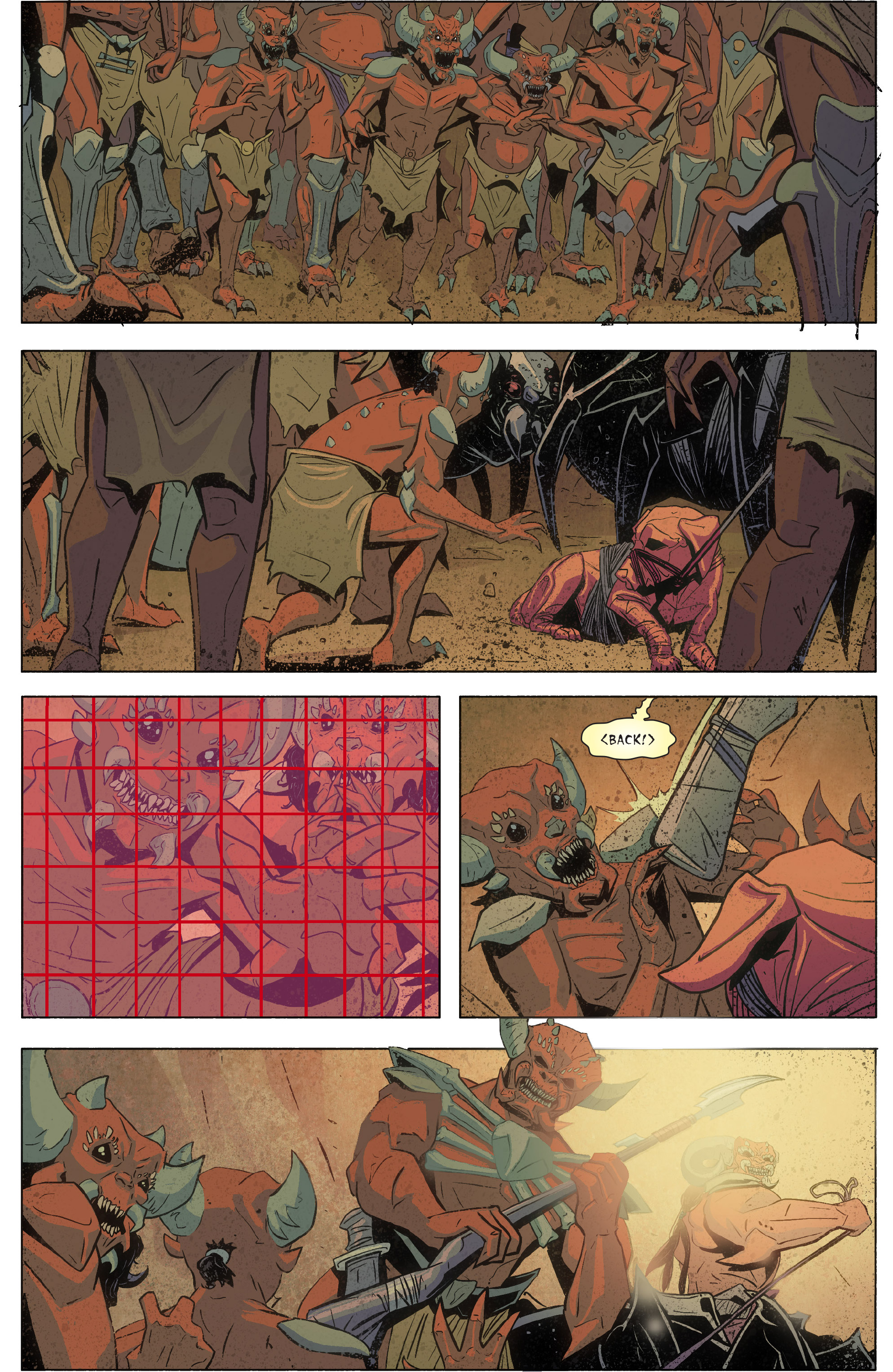 Read online Red Dog comic -  Issue #4 - 9