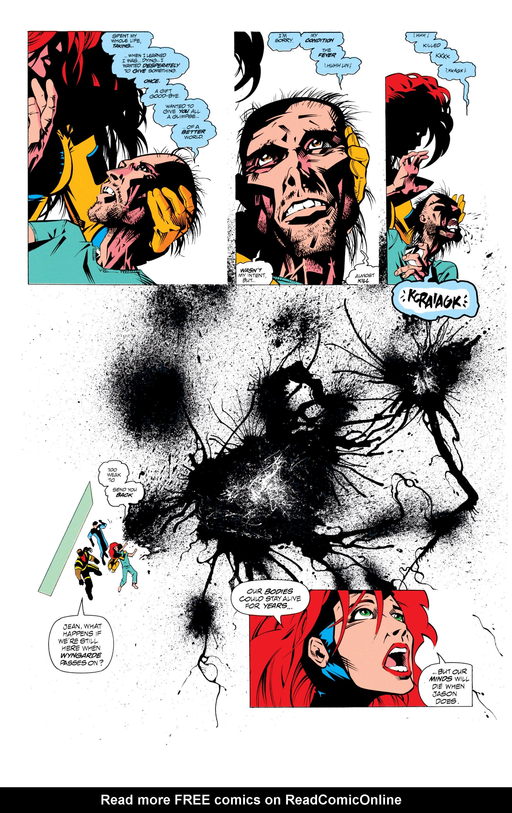 Read online Uncanny X-Men (1963) comic -  Issue # _Annual 17 - 37