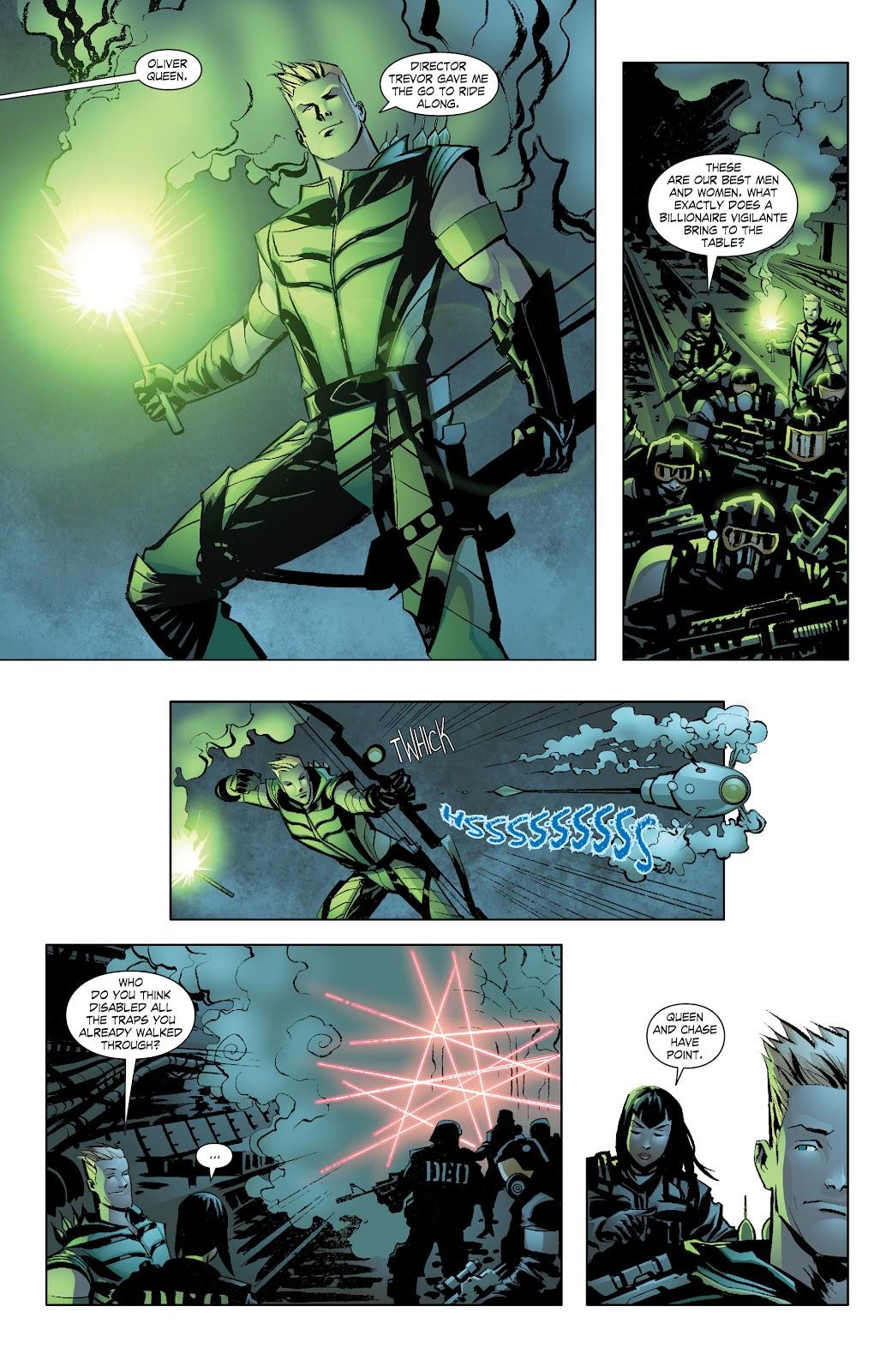 Read online Smallville Season 11 [II] comic -  Issue # TPB 7 - 62