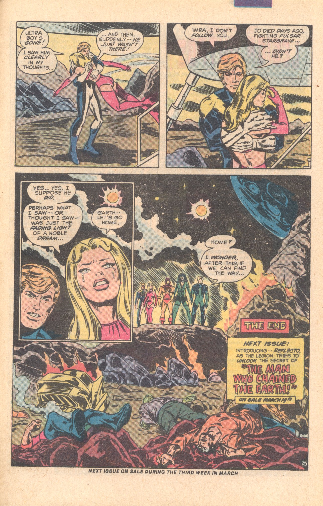 Legion of Super-Heroes (1980) 275 Page 25