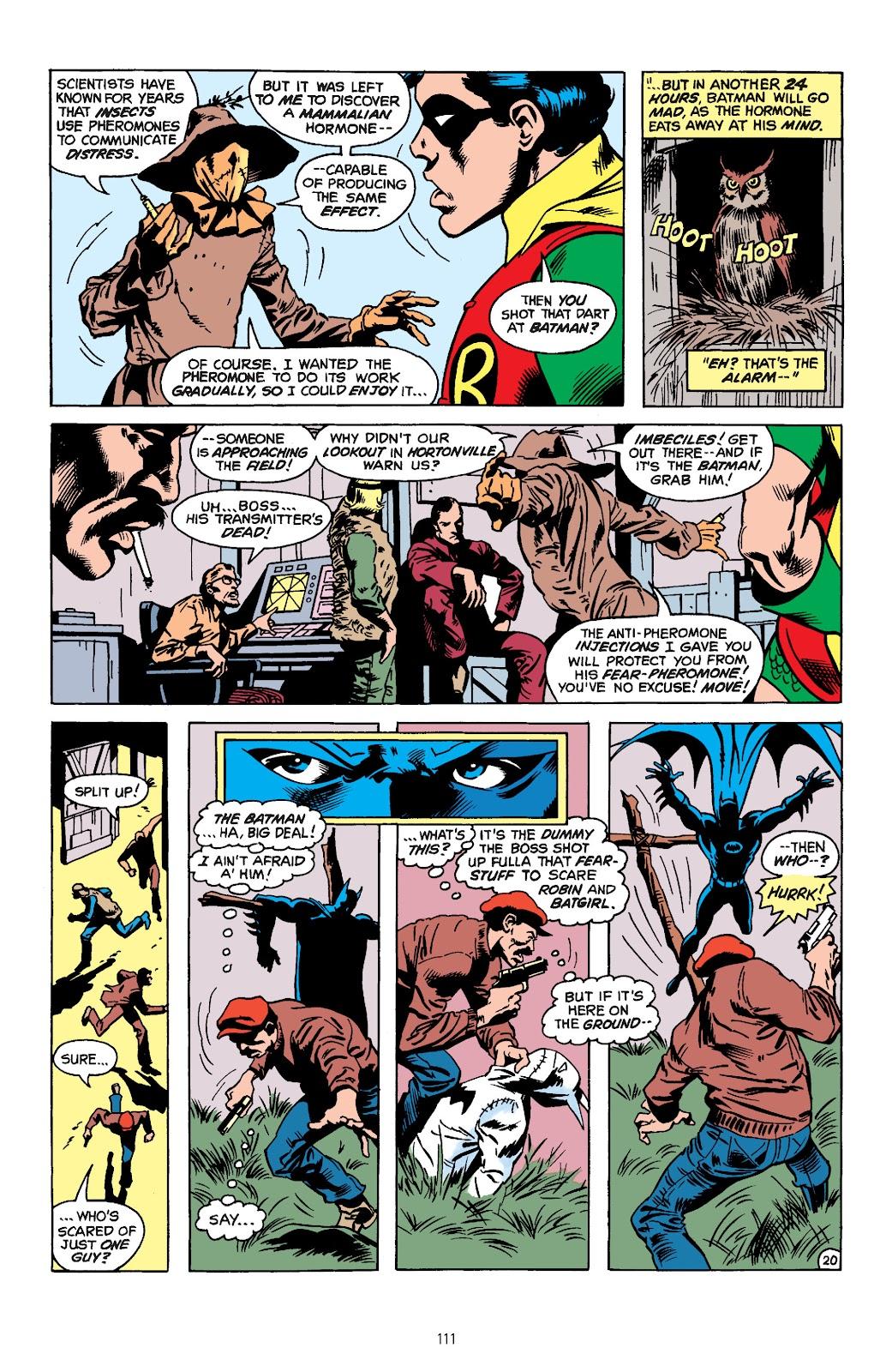 Read online Batman Arkham: Scarecrow comic -  Issue # TPB (Part 2) - 11