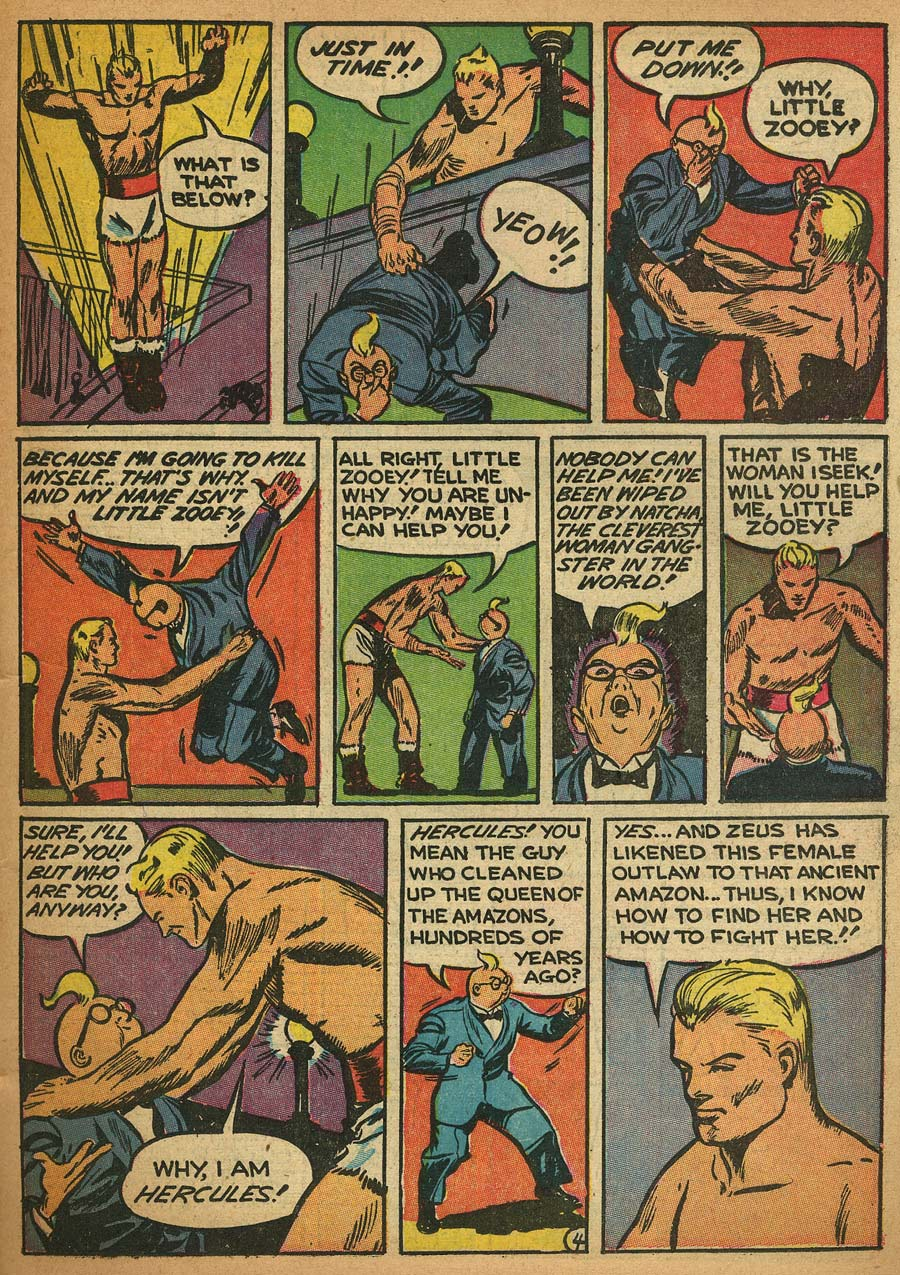 Blue Ribbon Comics (1939) issue 8 - Page 19