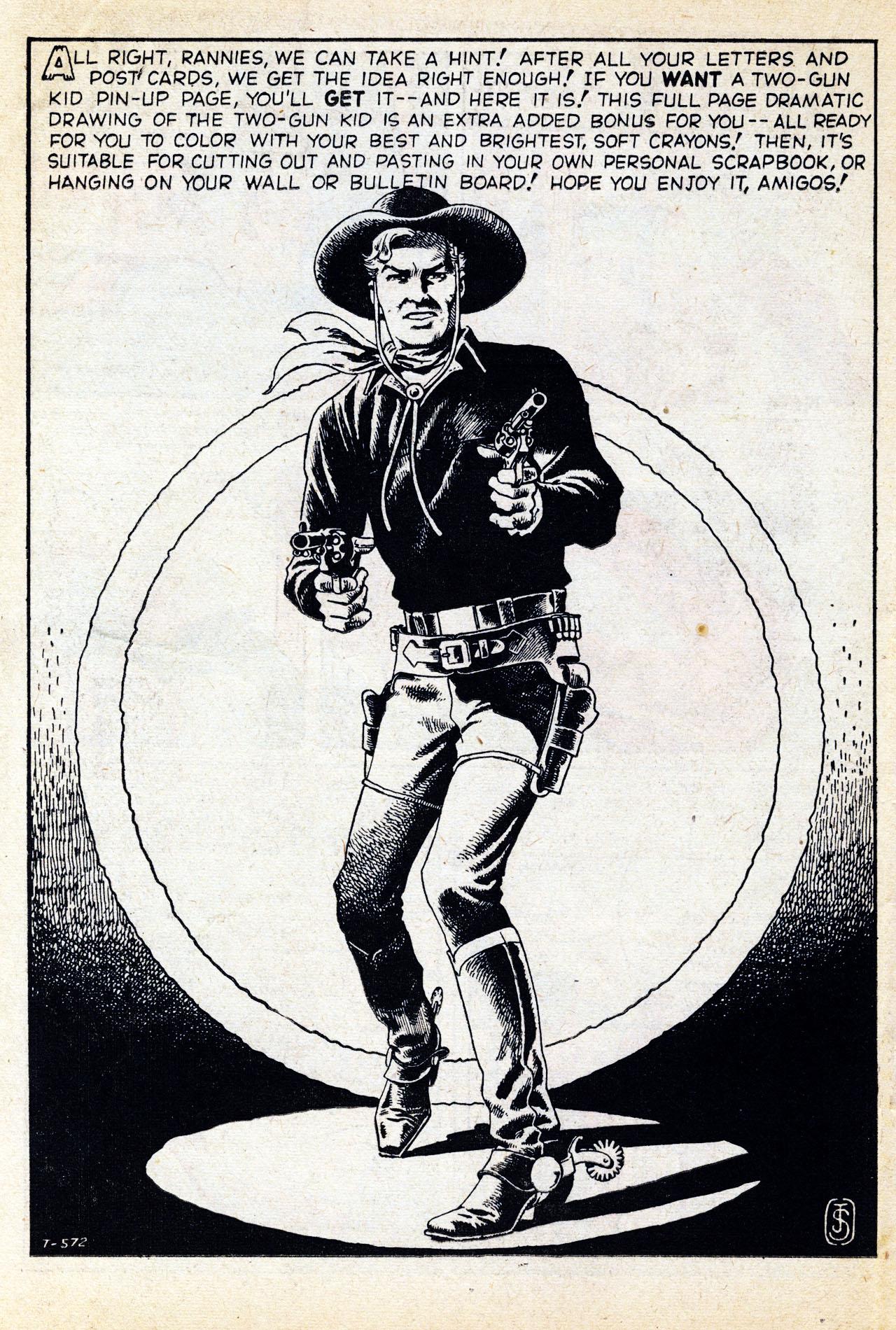 Read online Two-Gun Kid comic -  Issue #52 - 18