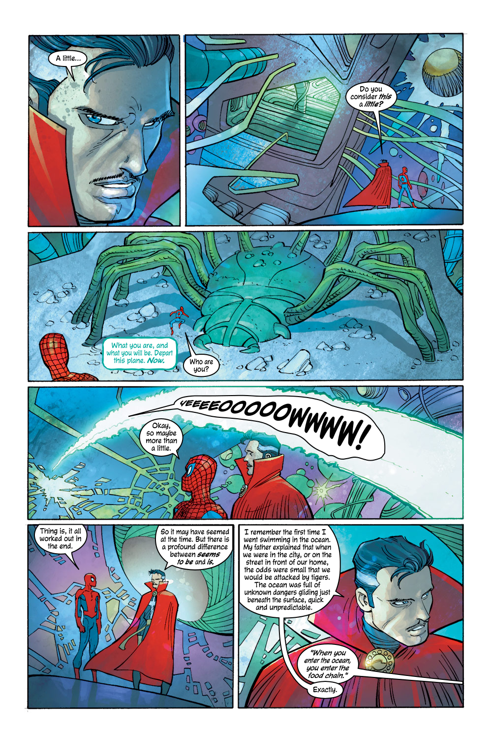 The Amazing Spider-Man (1999) 46 Page 5