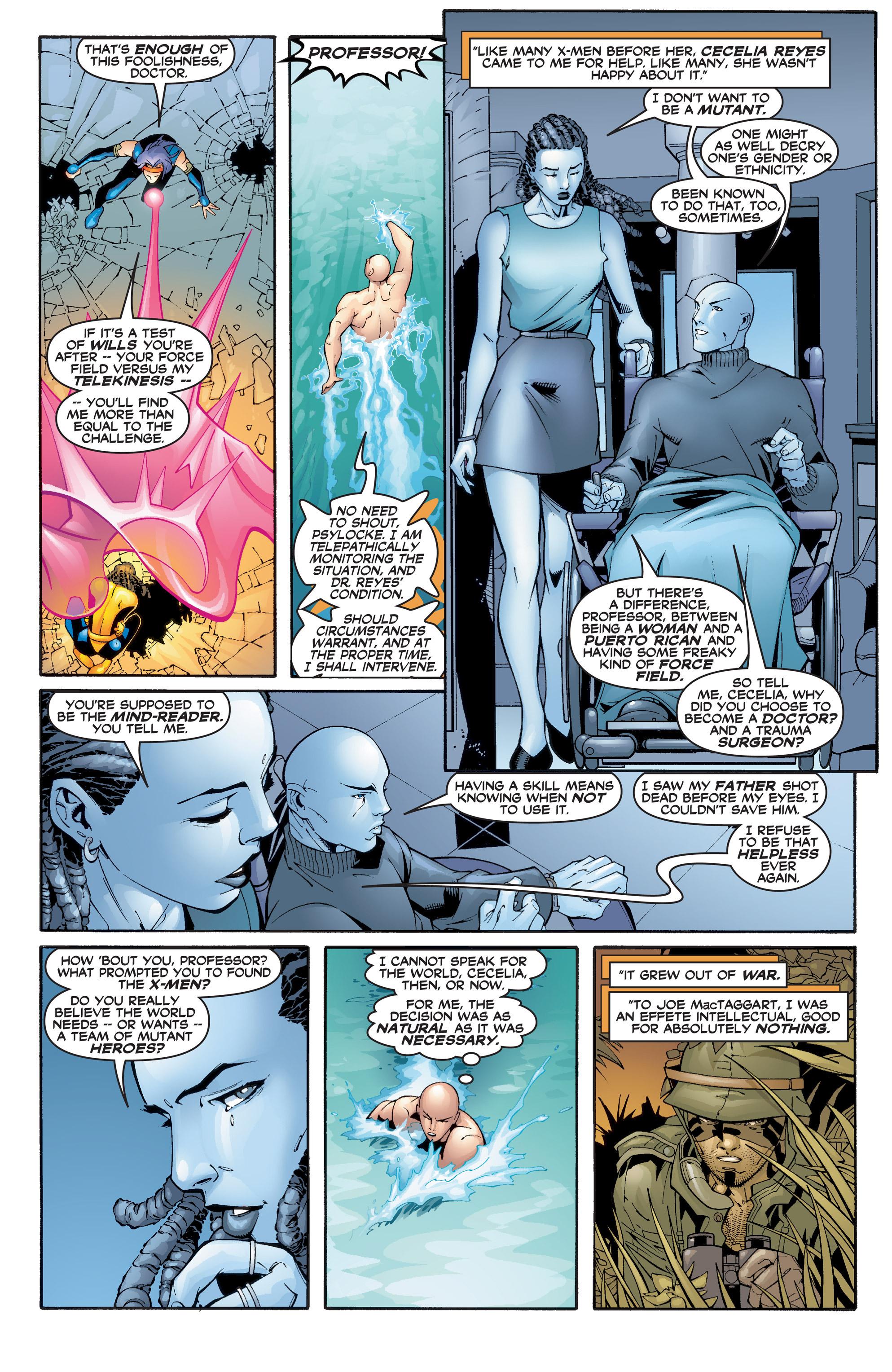 Read online Uncanny X-Men (1963) comic -  Issue #389 - 11