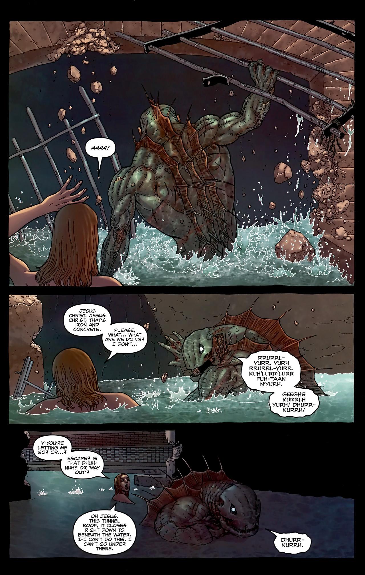 Read online Alan Moore's Neonomicon comic -  Issue #3 - 28