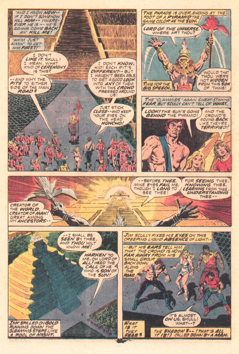Read online Skull The Slayer comic -  Issue #7 - 10
