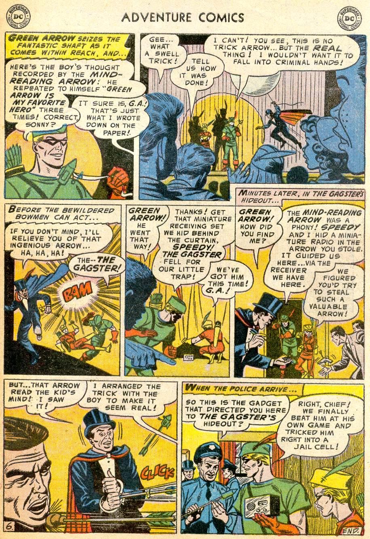 Read online Adventure Comics (1938) comic -  Issue #215 - 33
