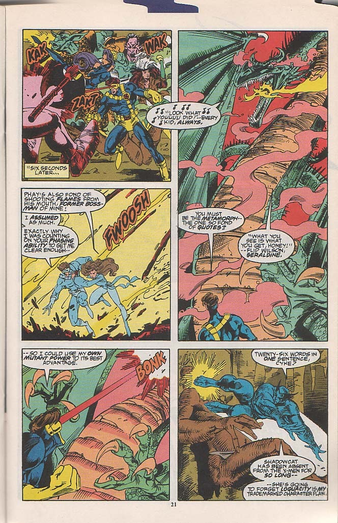 Excalibur (1988) issue 58 - Page 16