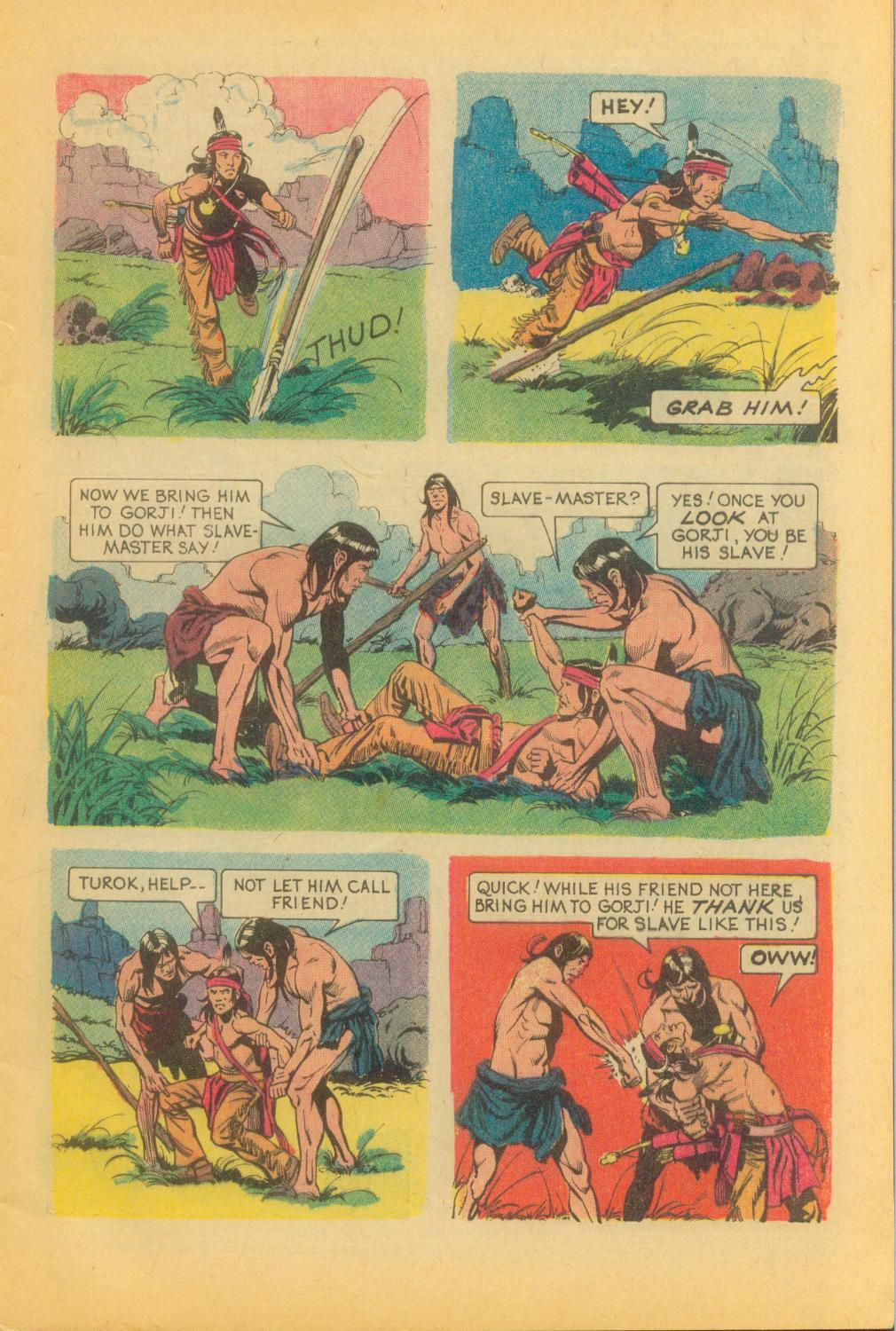 Read online Turok, Son of Stone comic -  Issue #89 - 5