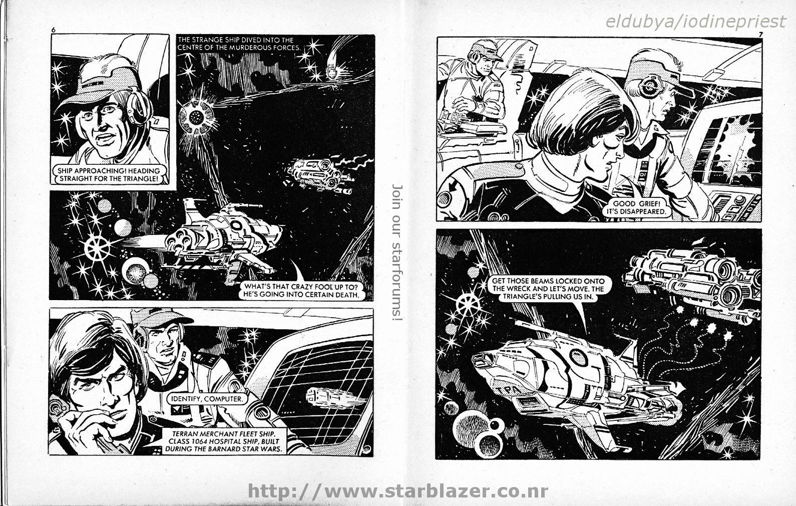 Starblazer issue 97 - Page 5