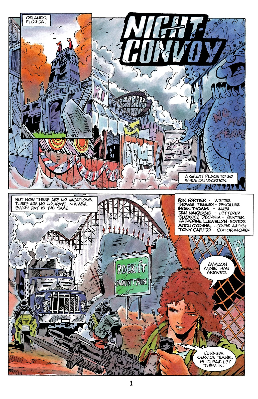 The Terminator (1988) issue 12 - Page 3