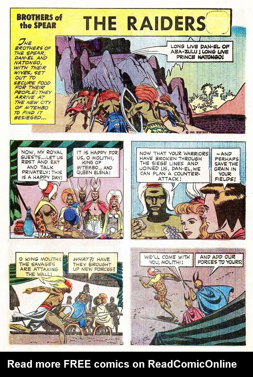 Tarzan (1962) issue 136 - Page 29
