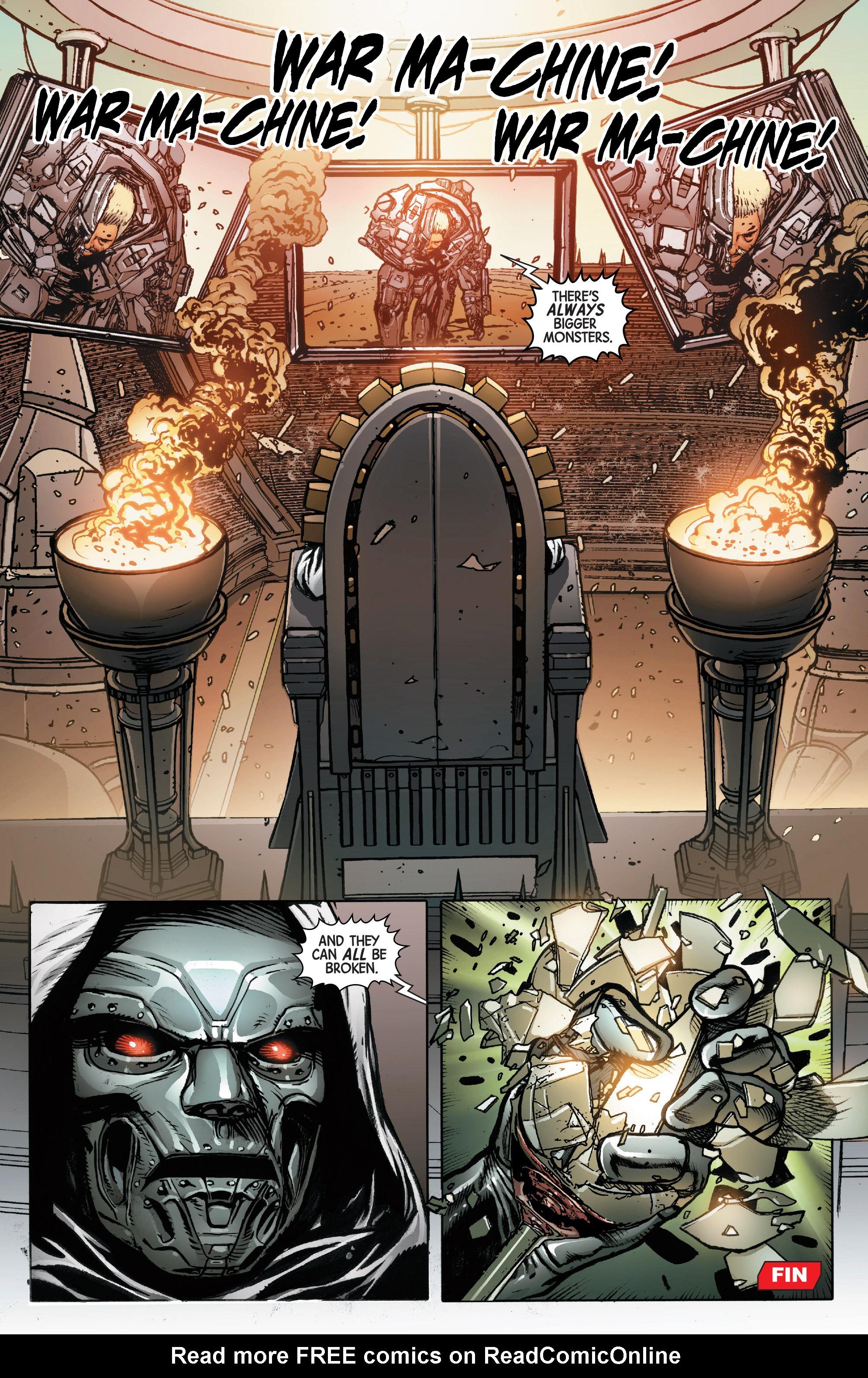 Read online Secret Wars: Battleworld comic -  Issue #2 - 23
