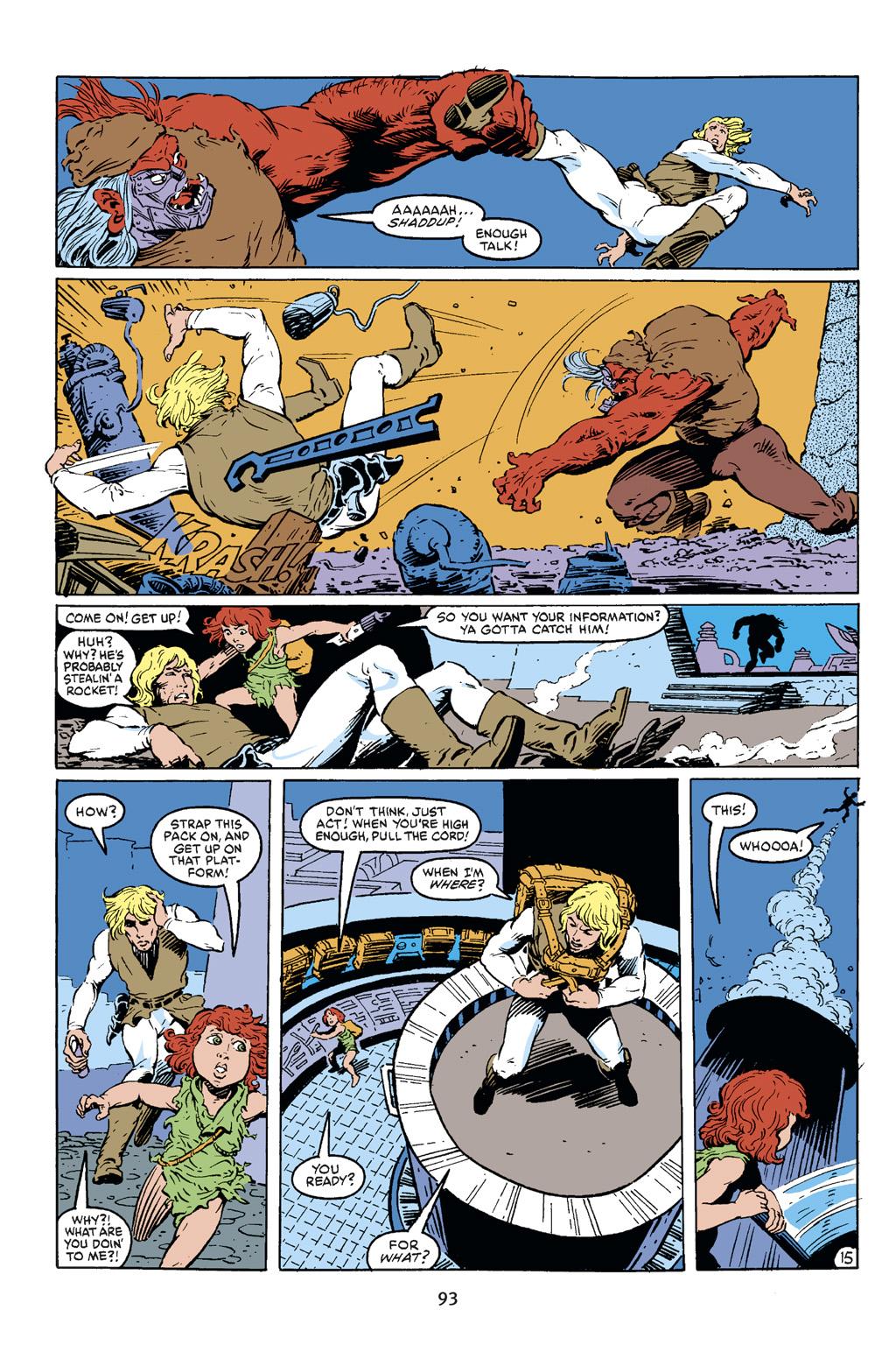 Read online Star Wars Omnibus comic -  Issue # Vol. 21 - 88