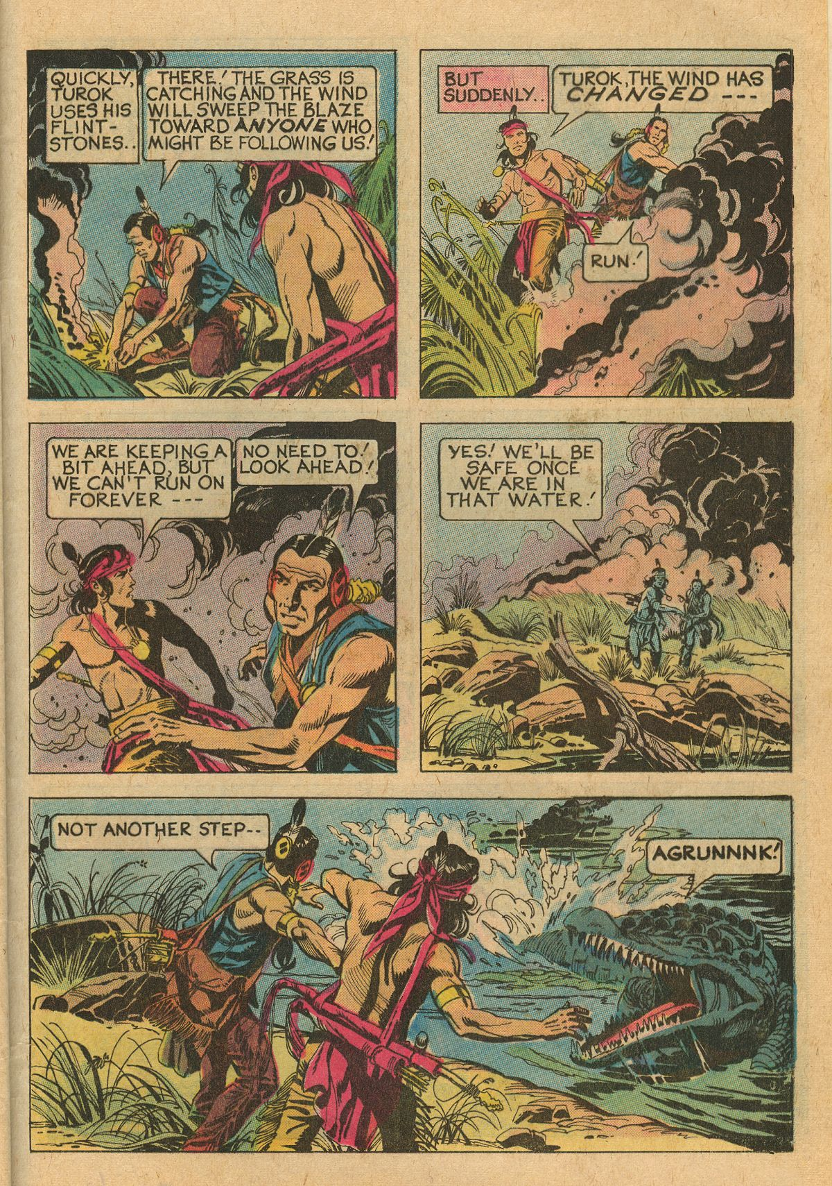 Read online Turok, Son of Stone comic -  Issue #111 - 25