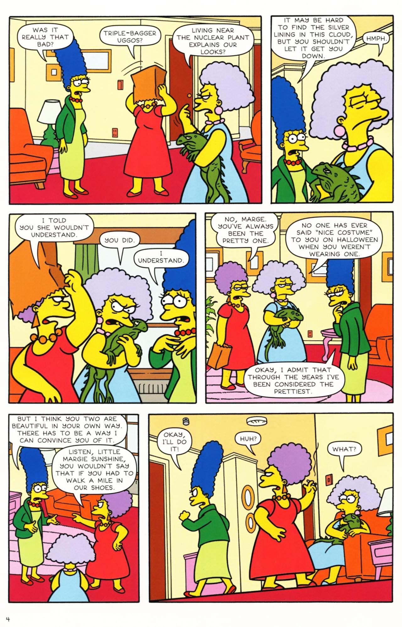 Read online Simpsons Comics comic -  Issue #157 - 5