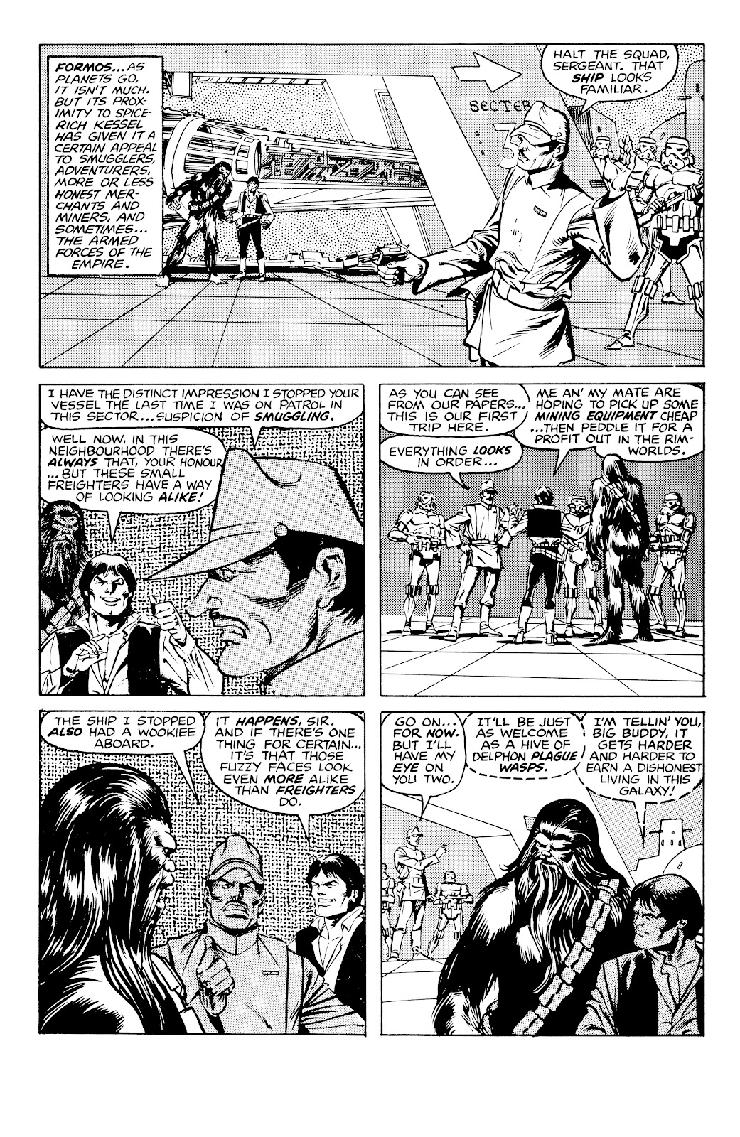 Read online Star Wars Legends: The Original Marvel Years - Epic Collection comic -  Issue # TPB 2 (Part 4) - 15