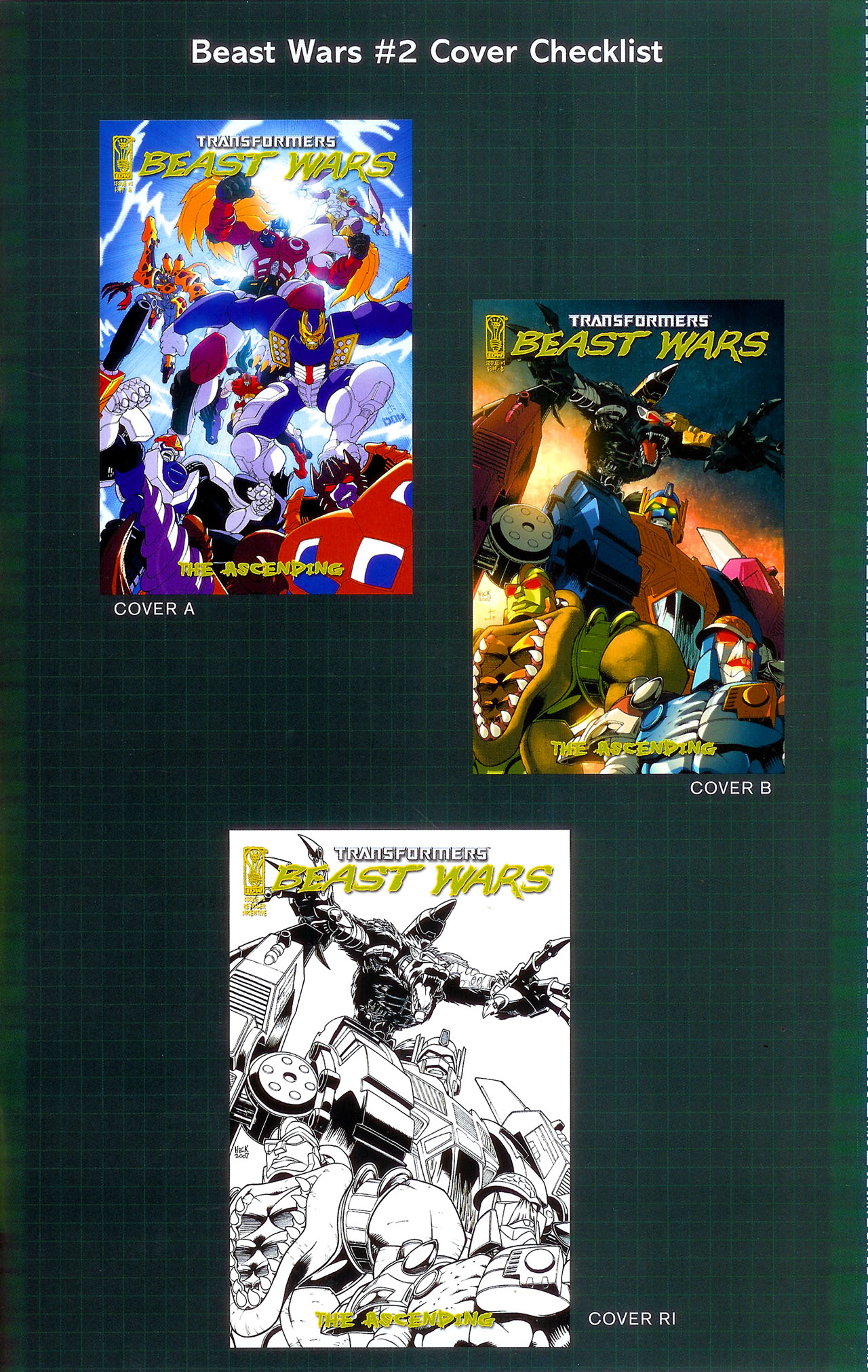 Read online Transformers: Beast Wars: The Ascending comic -  Issue #2 - 27