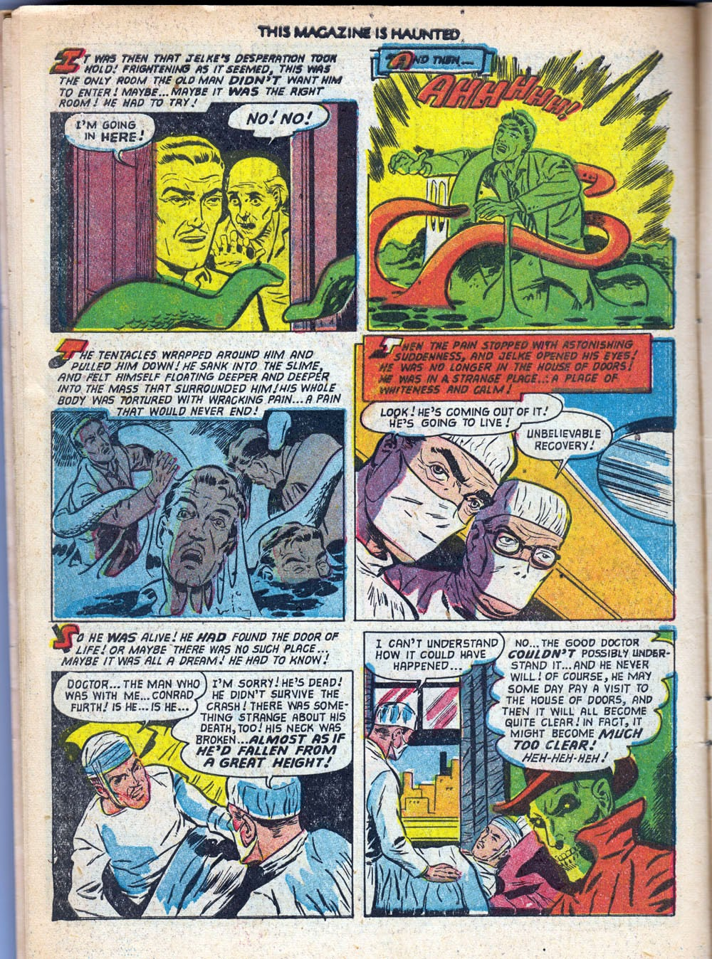 Read online This Magazine Is Haunted comic -  Issue #9 - 34