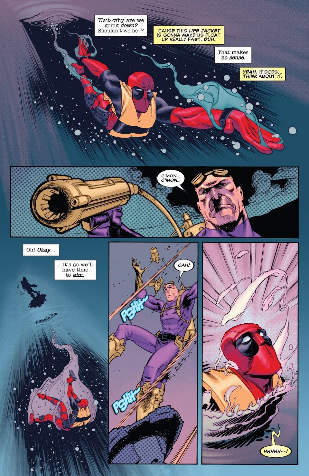Read online Deadpool (2008) comic -  Issue #55 - 14
