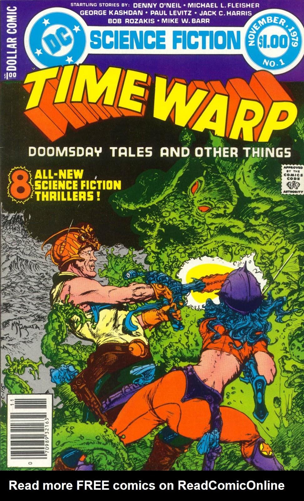 Time Warp (1979) 1 Page 1