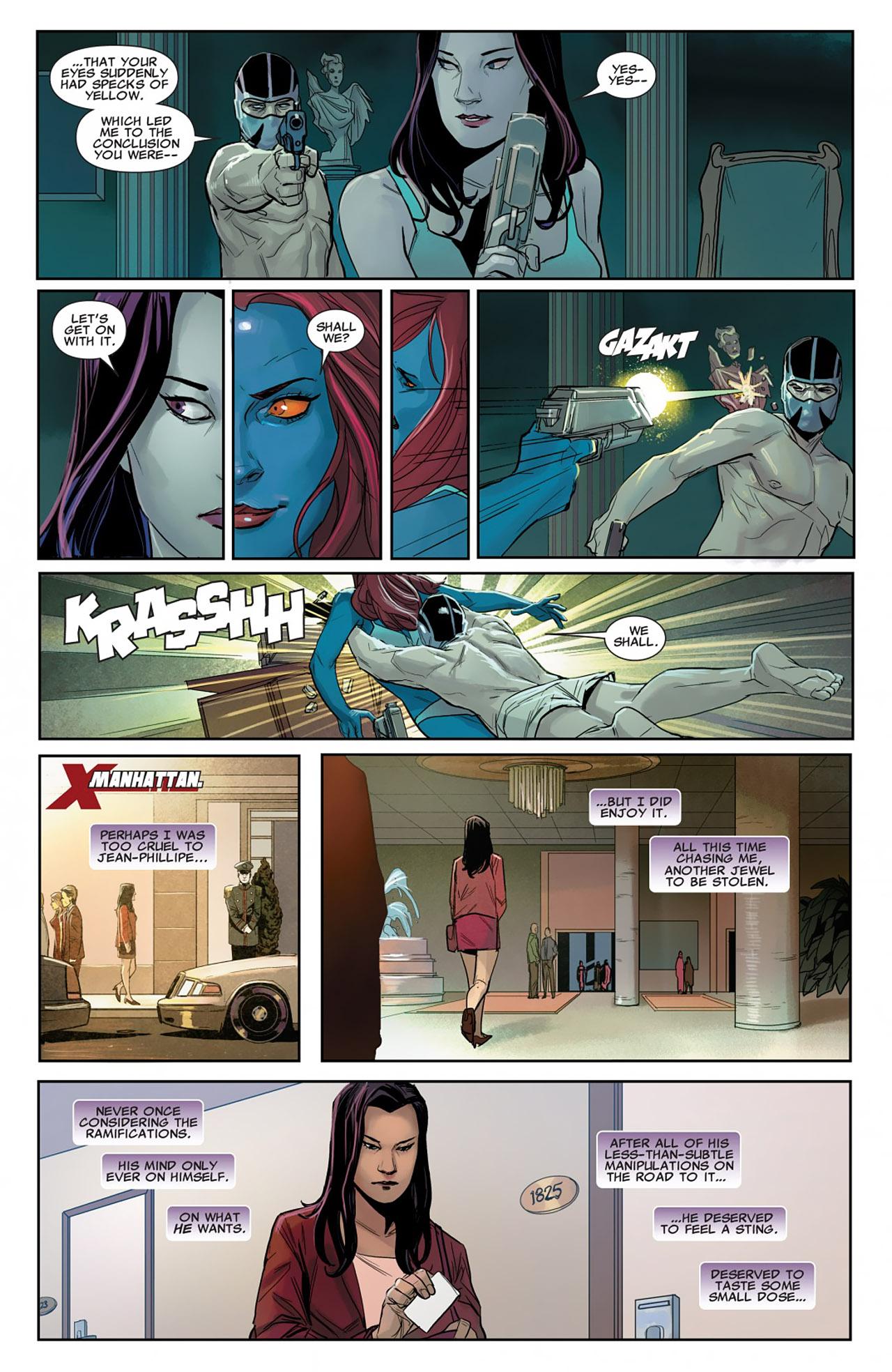 Uncanny X-Force (2010) #26 #28 - English 16