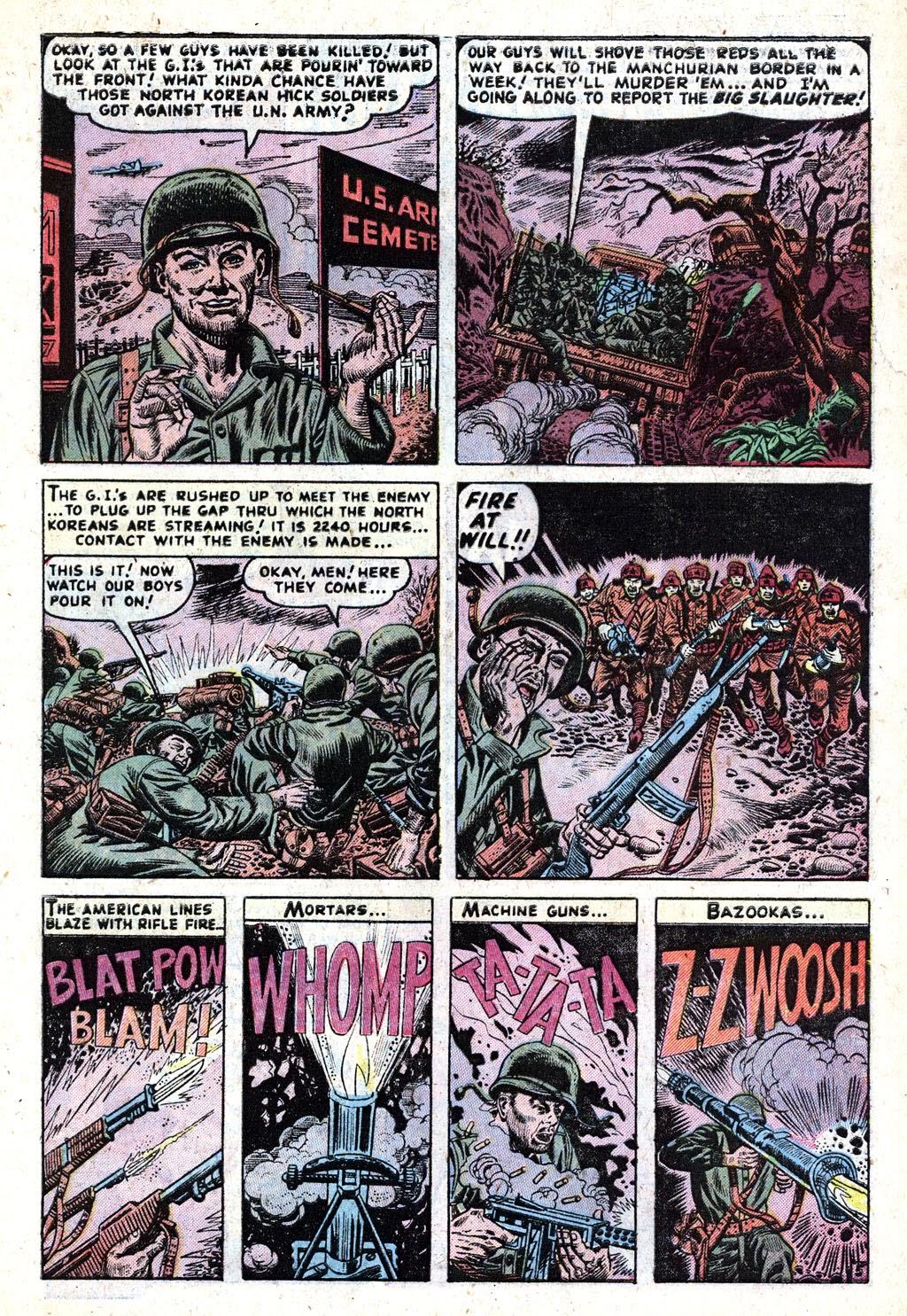 War Adventures issue 2 - Page 7