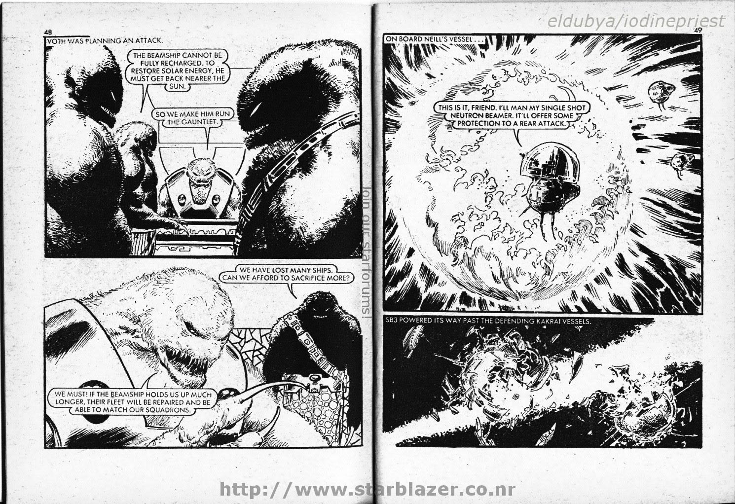 Starblazer issue 59 - Page 26