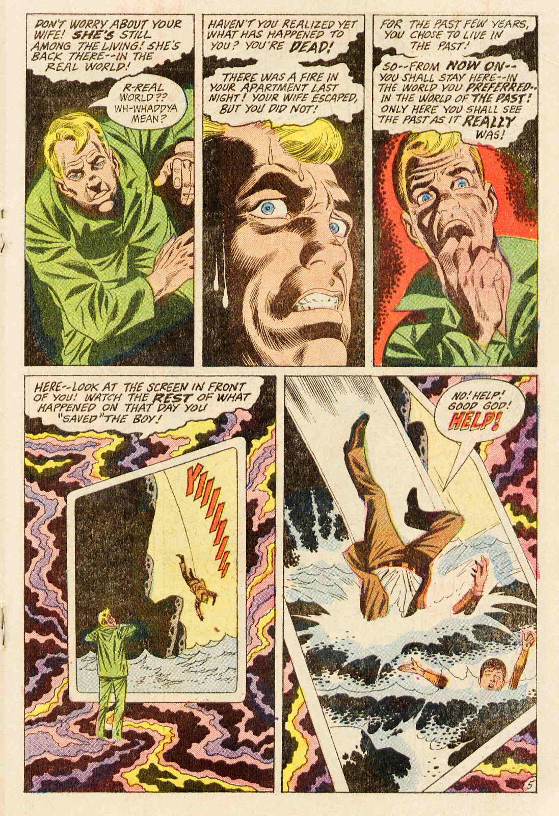 The Witching Hour (1969) issue 26 - Page 16
