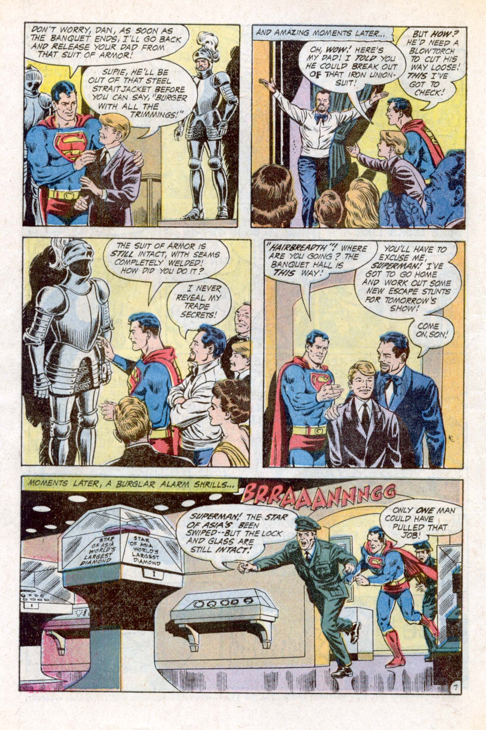 Read online Action Comics (1938) comic -  Issue #393 - 11
